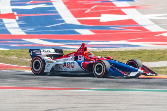 Photo of Indy Car – Matheus Leist disputa terceira etapa da Indy em uma de suas pistas favoritas: Barber