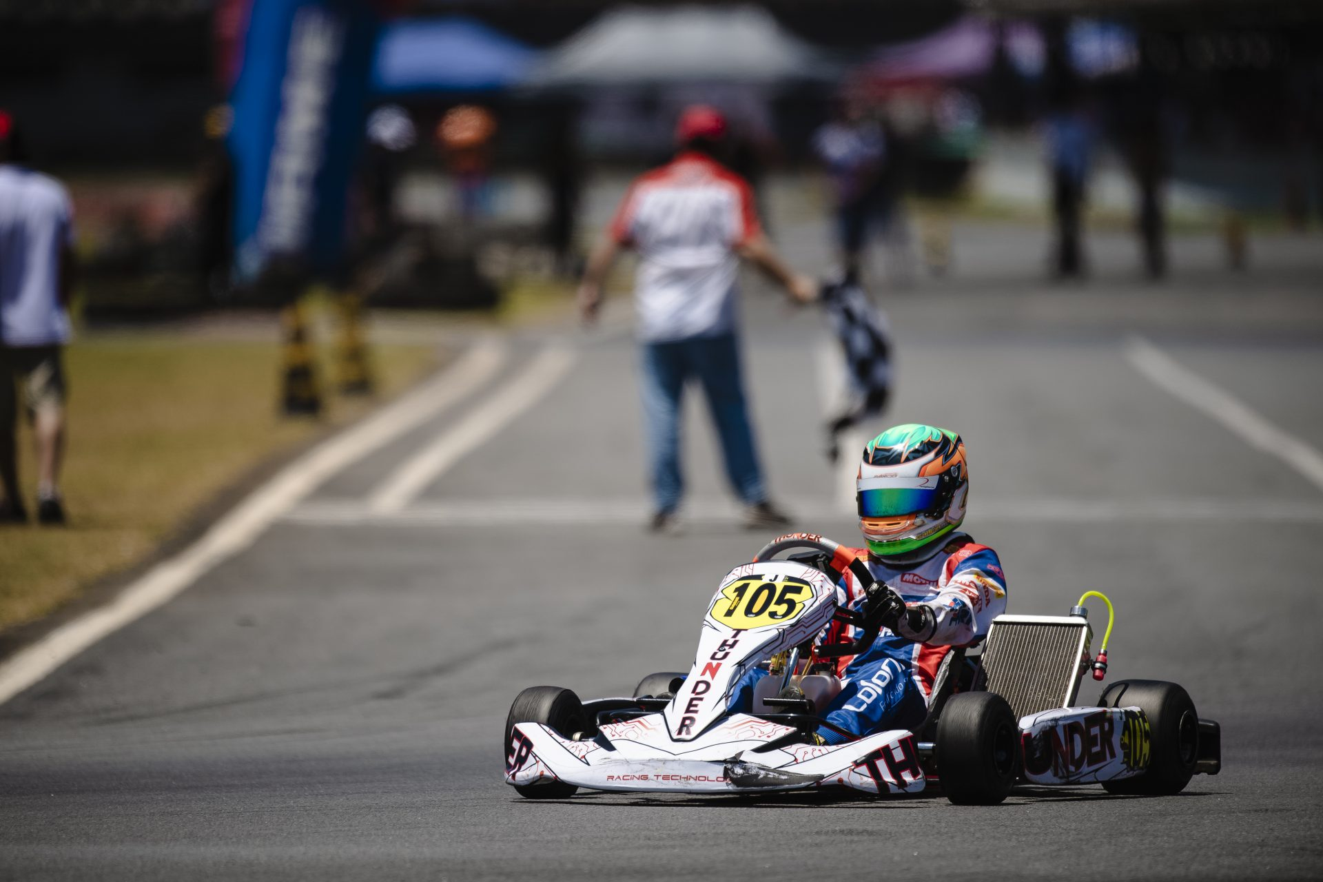 Photo of Kart – Ricardo Gracia estreia como piloto Parolin no Campeonato Francês