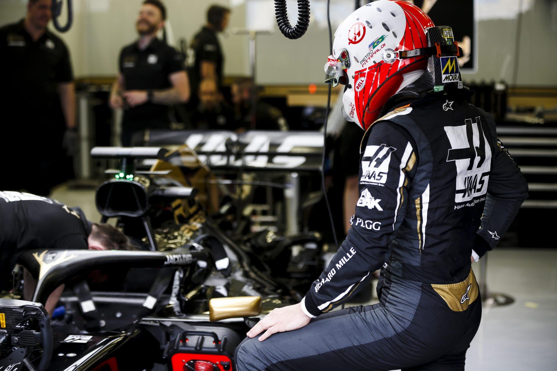 Photo of F1 – Quinto pela manhã, Pietro Fittipaldi mostra consistência e evolução em novo teste com F1 no Bahrein