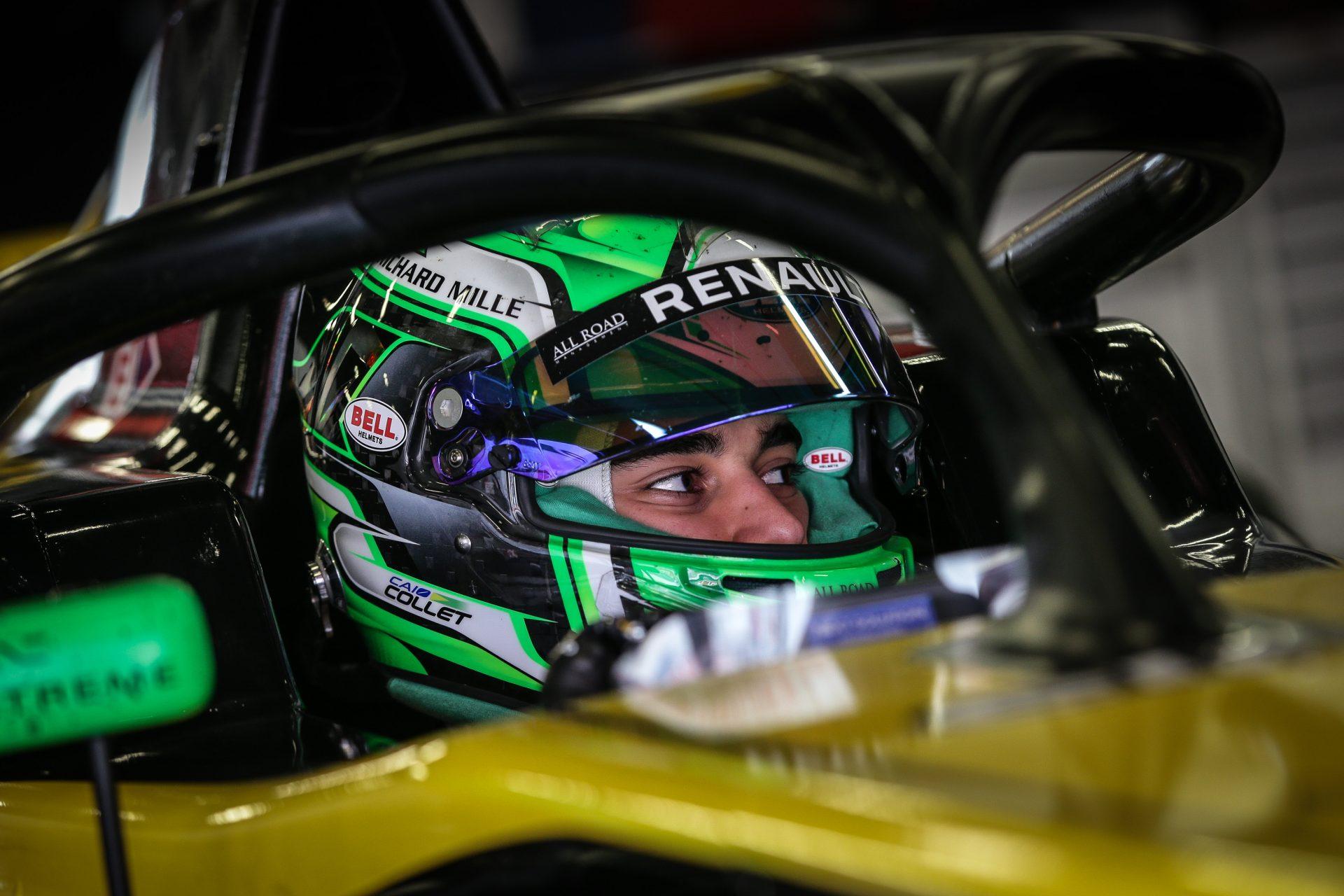 Photo of F-Renault Eurocup – Collet encerra preparativos para início da temporada com terceiro melhor tempo