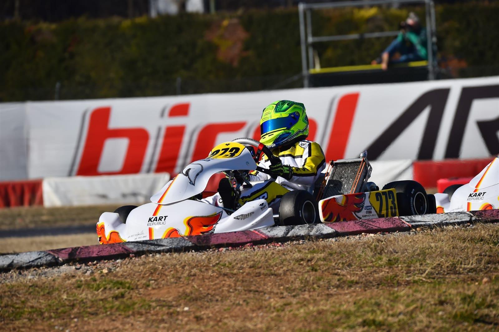 Photo of Kart – Gui Figueiredo tem desafio duplo na França, na preparação para o Europeu de Kart