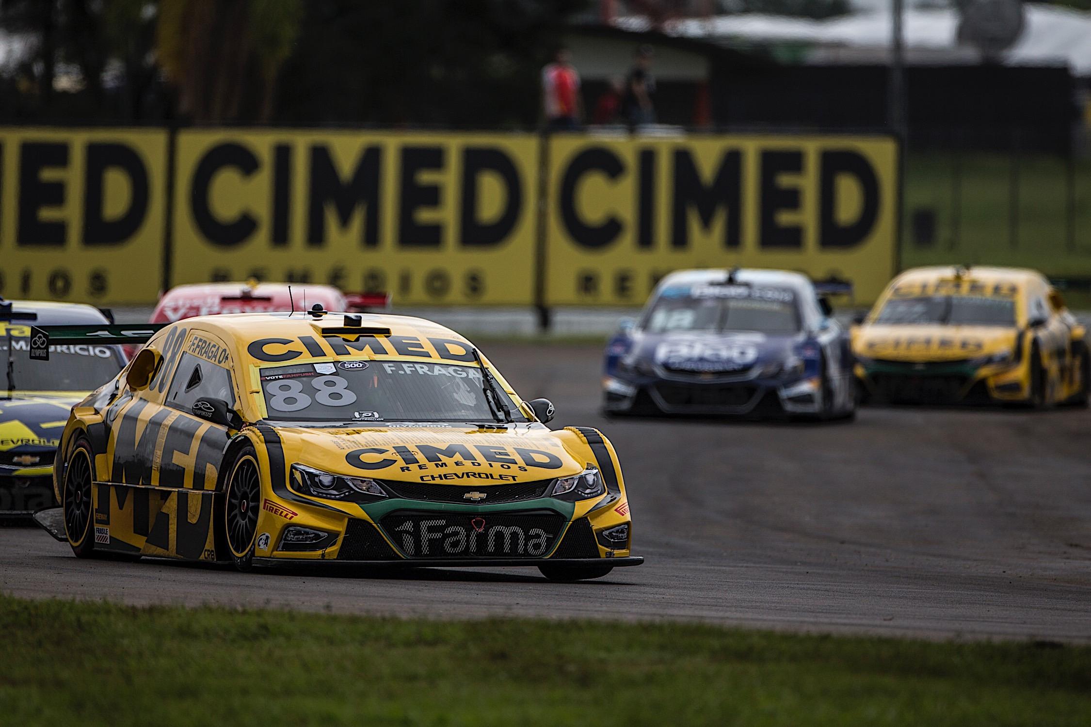 Photo of Stock Car –  Felipe Fraga conquista top-5 na corrida 500 da Stock Car após show de ultrapassagens