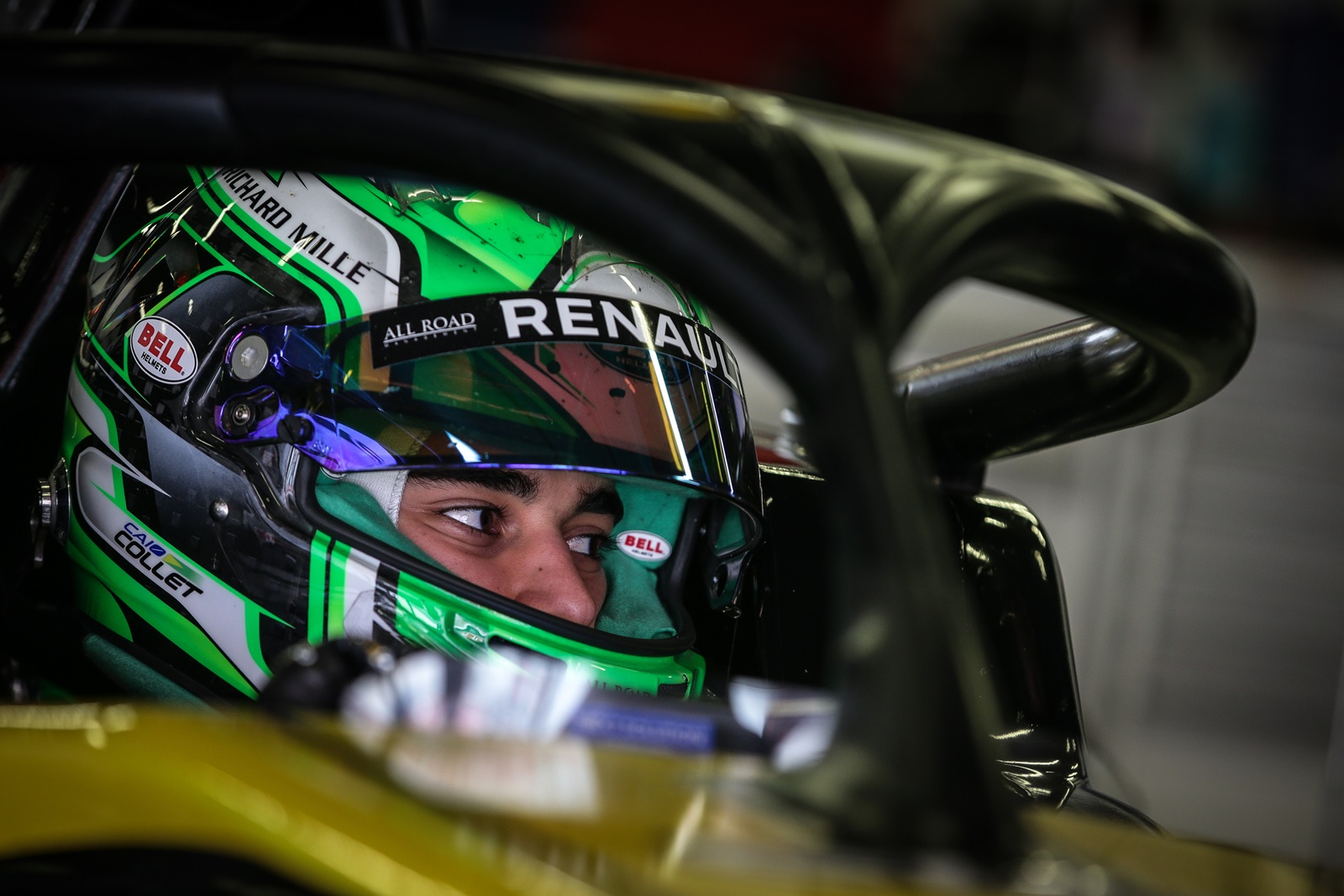 Photo of F-Renault – Collet inicia um novo capítulo em sua carreira e estreia na forte e competitiva F-Renault Eurocup