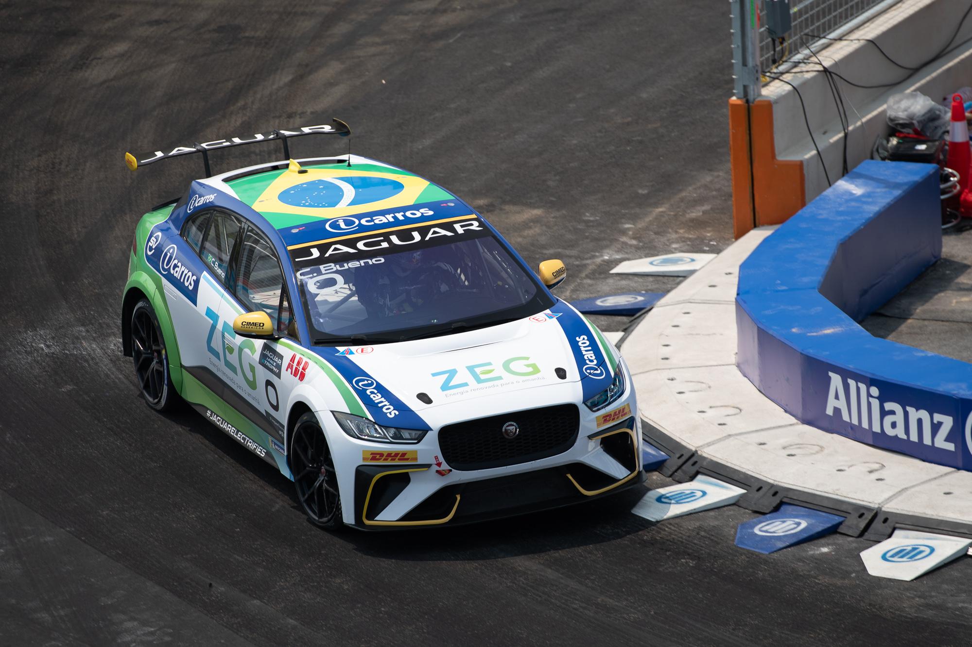 Photo of eTrophy – Após 1ª vitória brasileira, Cacá e Jimenez disputam a liderança do Jaguar I-PACE eTROPHY em Roma