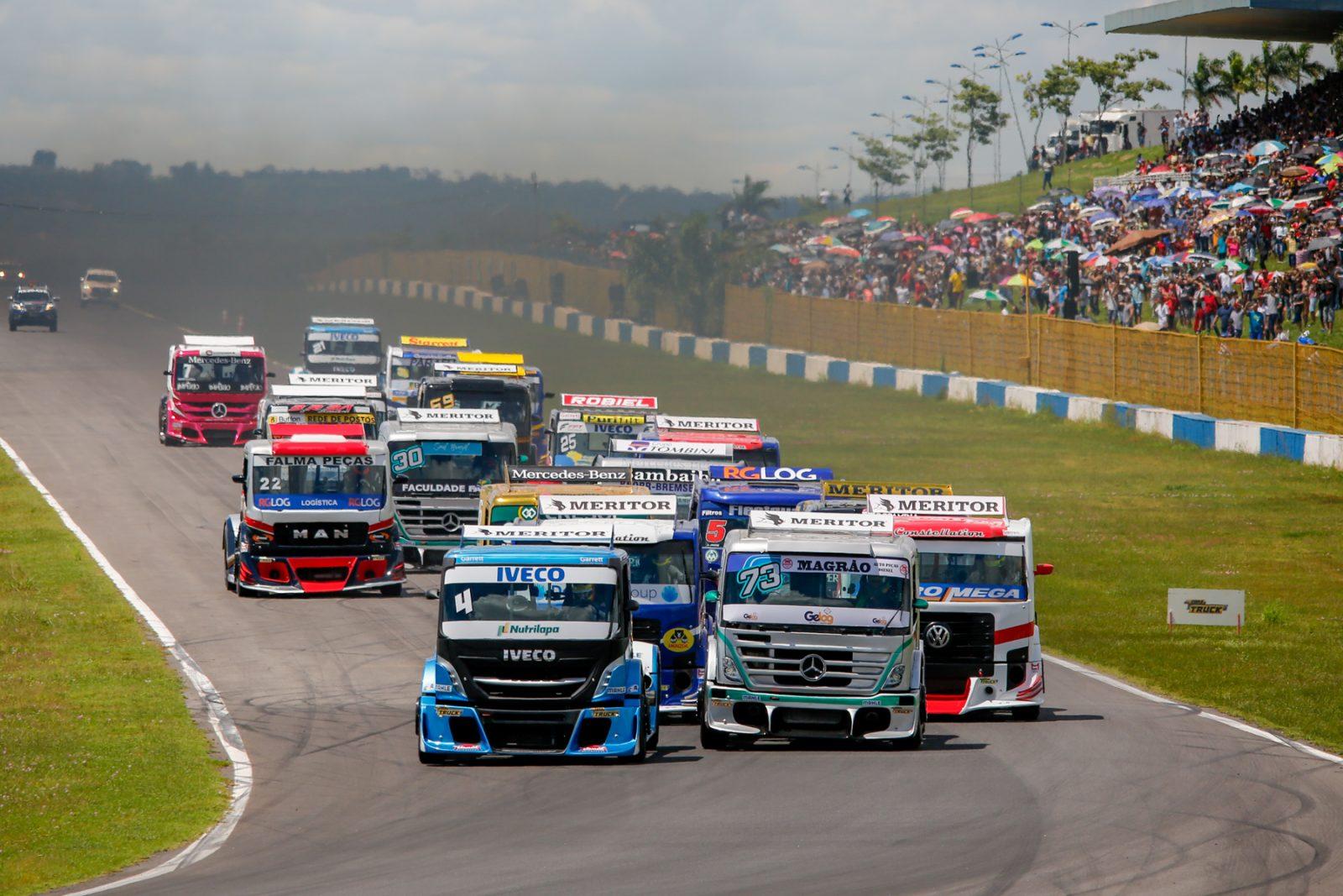 Photo of Truck – Com dois traçados, Londrina abre programação de treinos nesta sexta-feira
