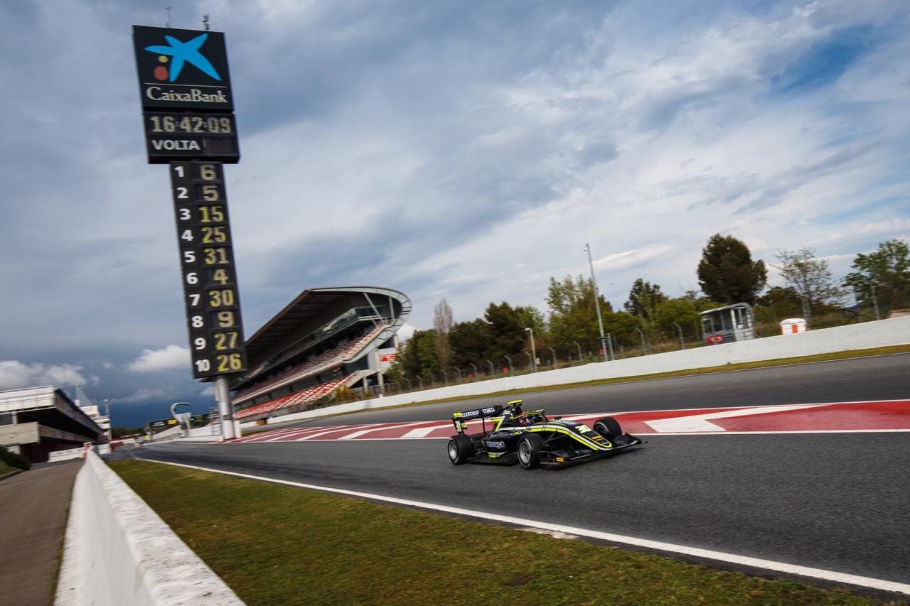 Photo of F3 – Felipe Drugovich encerrou testes coletivos da Fórmula 3 FIA com a 5ª melhor marca da tarde