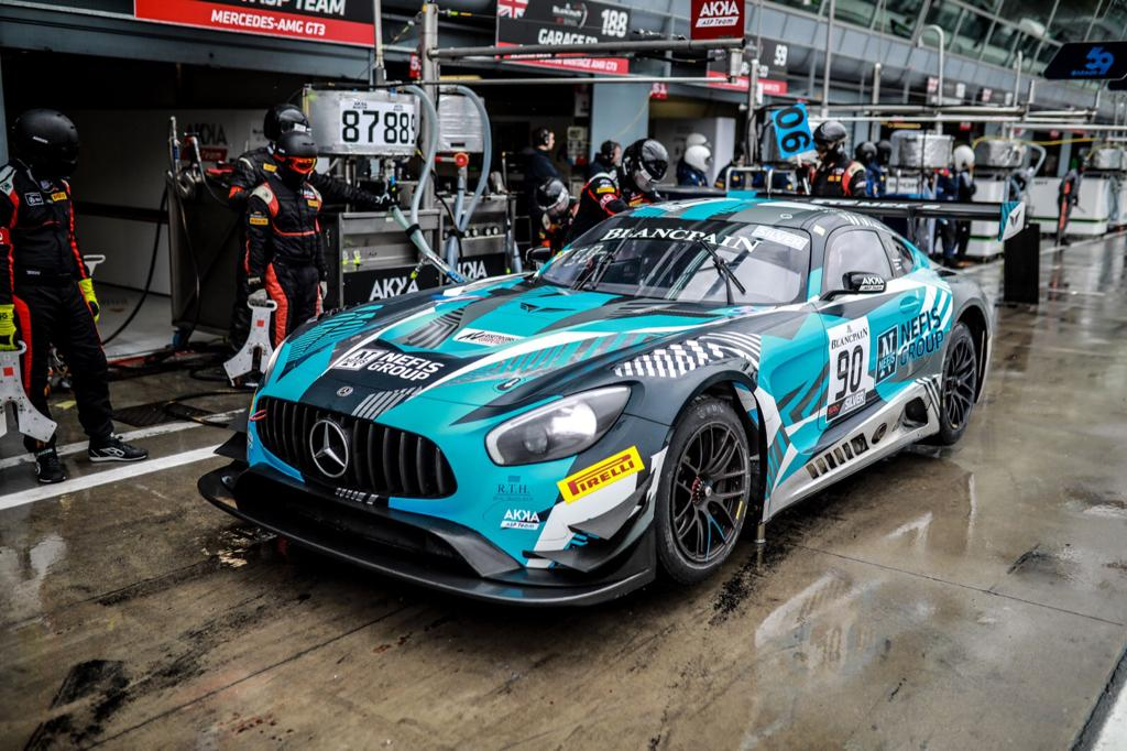 Photo of Endurance – Felipe Fraga disputa 3 Horas de Monza com a Mercedes no Blancpain Endurance Series