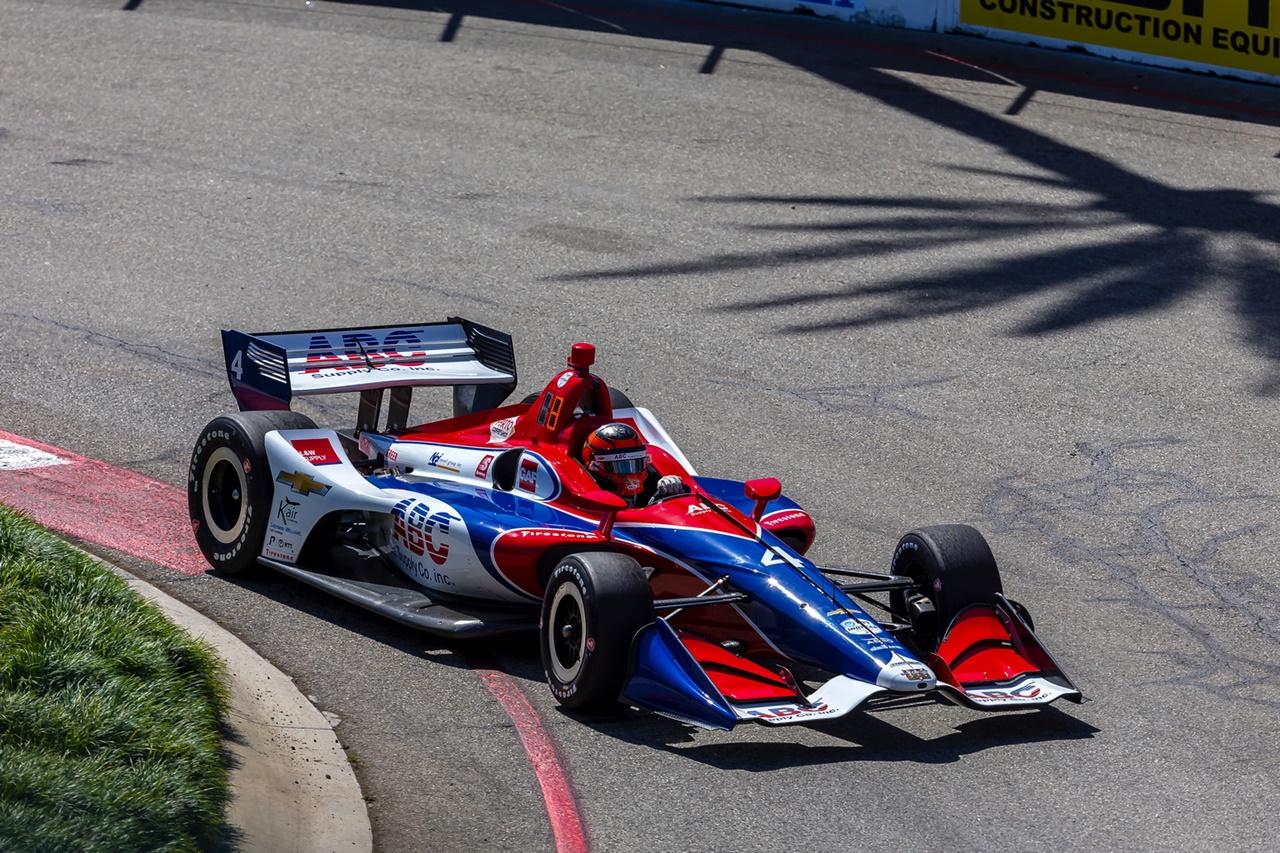 Photo of Indy Car – Após evolução em ritmo de prova, Matheus Leist destaca: precisamos evoluir no qualy também