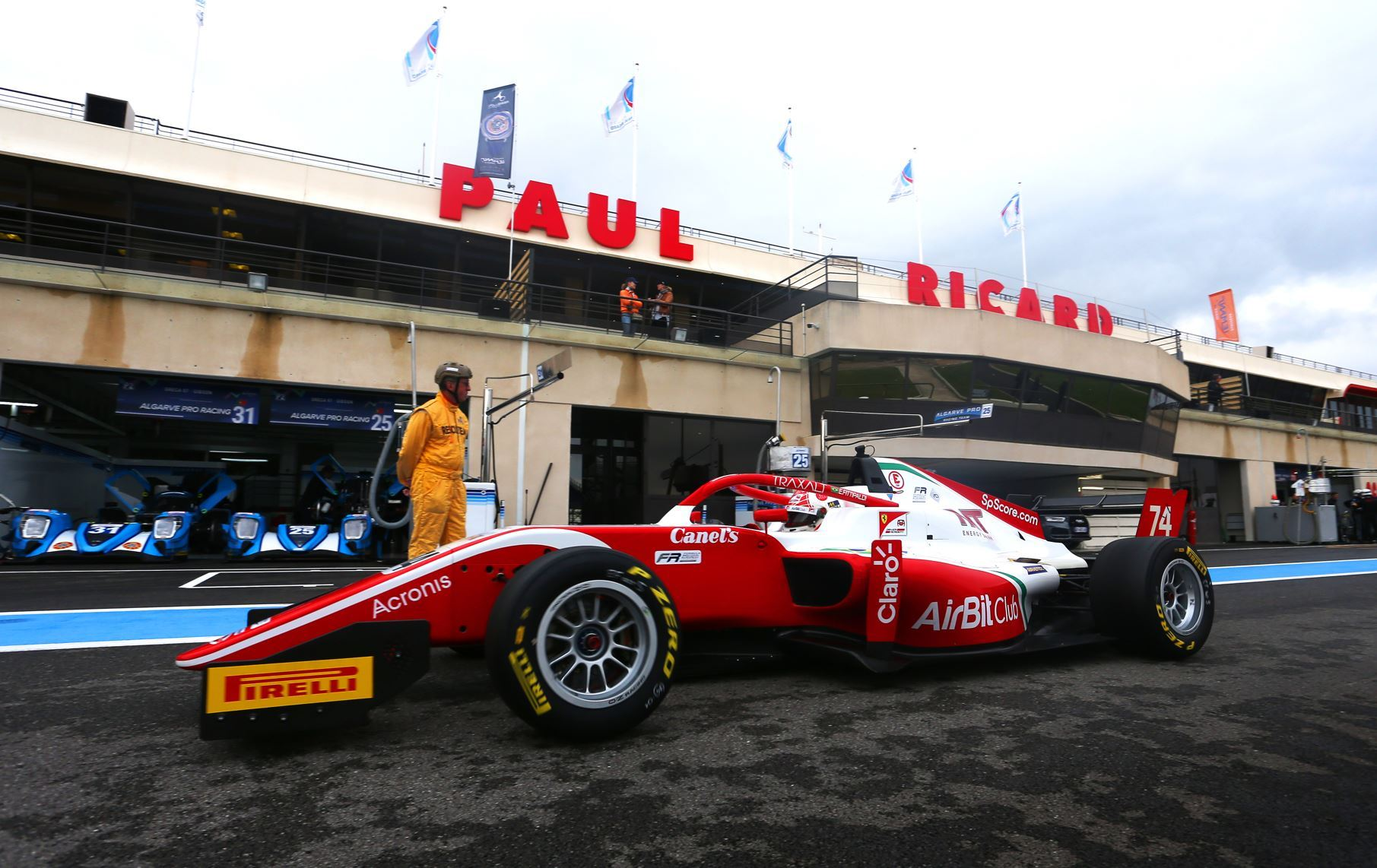 Photo of F3 – Enzo Fittipaldi começa F3 com pole e pódio duplo em Paul Ricard