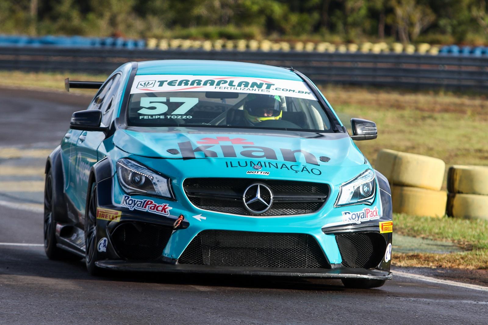 Photo of Mercedes-Benz Challenge – Tozzo e Simão largam da pole em Campo Grande após treino eletrizante