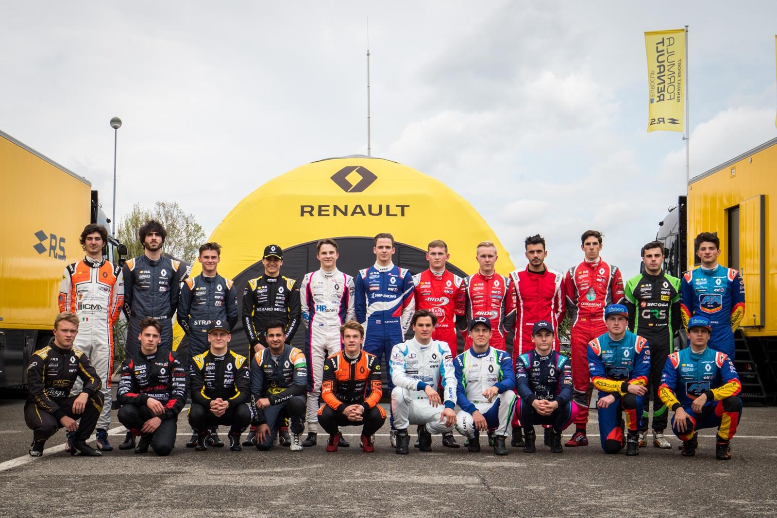 Photo of F-Renault Eurocup – Com pista molhada, Collet supera adversidades e marca primeiros pontos em Monza