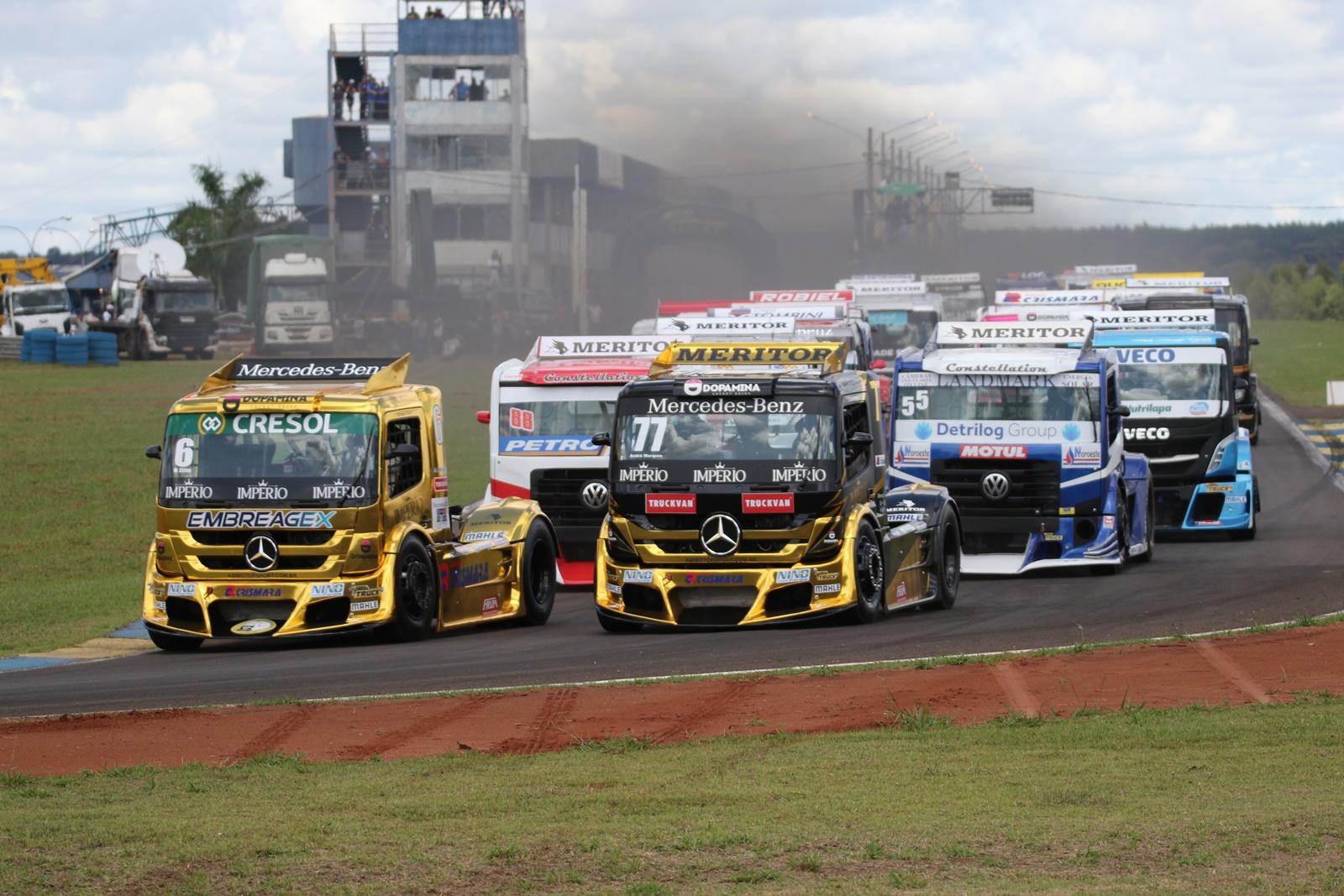 Photo of Truck – Beto Monteiro conquista primeiro título do ano na Copa Truck