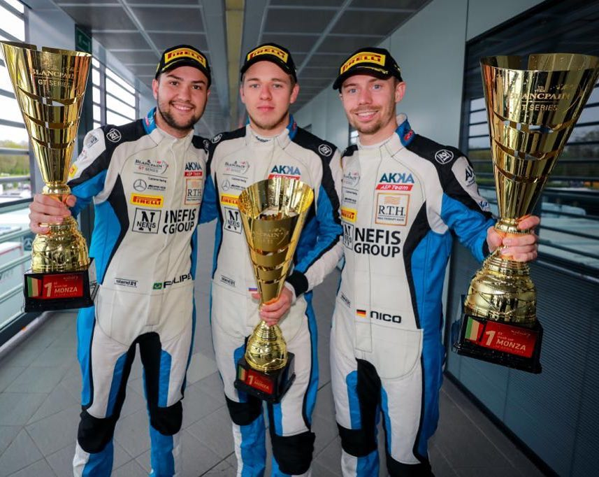 Photo of Endurance – Felipe Fraga vence nas 3 Horas de Monza com a Mercedes no Blancpain Endurance Series
