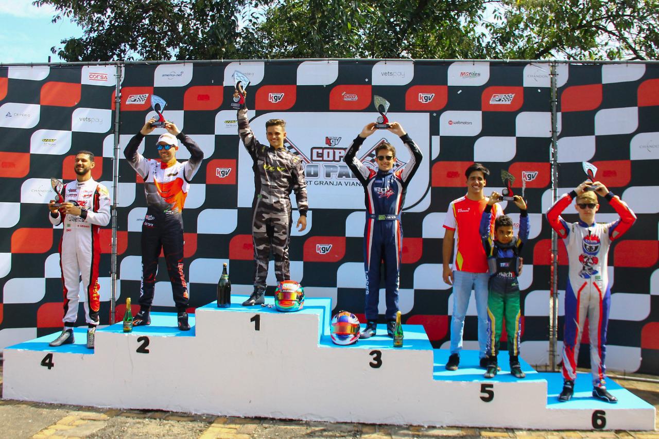 Photo of Kart – Chassi Thunder Racing venceu na Copa São Paulo KGV na categoria mais rápida do kartismo brasileiro