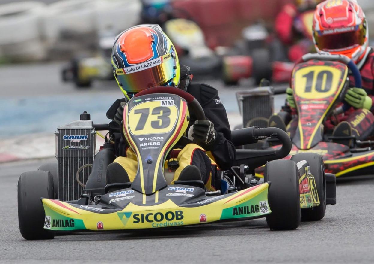 Photo of Kart – Terceira vitória em quatro etapas na Granja animam Luigi Di Lazzaro para sua estreia internacional