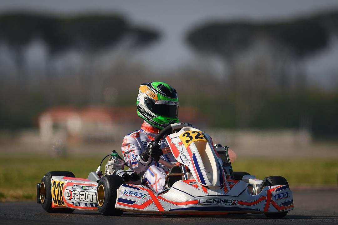 Photo of Kart – Destaque brasileiro no Europeu de Kart, Matheus Ferreira luta por mais uma boa performance na Suécia