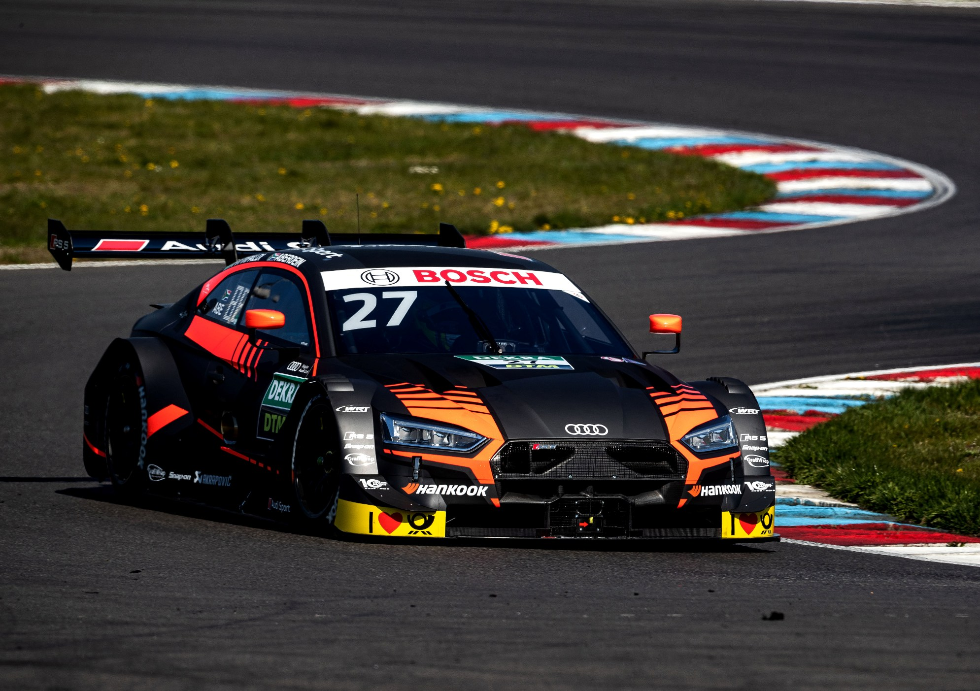 Photo of DTM – Em Hockenheim, Pietro Fittipaldi estreia na DTM com a WRT Team Audi Sport
