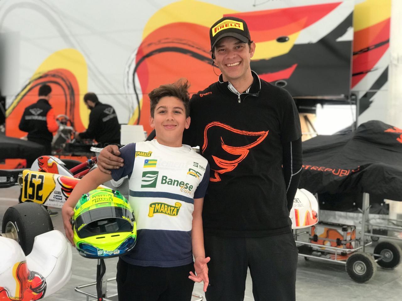 Photo of Kart – Em nova categoria, Guilherme Figueiredo inicia disputa do Europeu de Kart na França