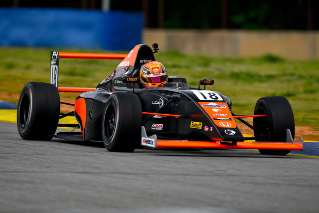 Photo of F4 – Arthur Leist conquista 2º lugar na abertura da temporada 2019 da F4 Americana