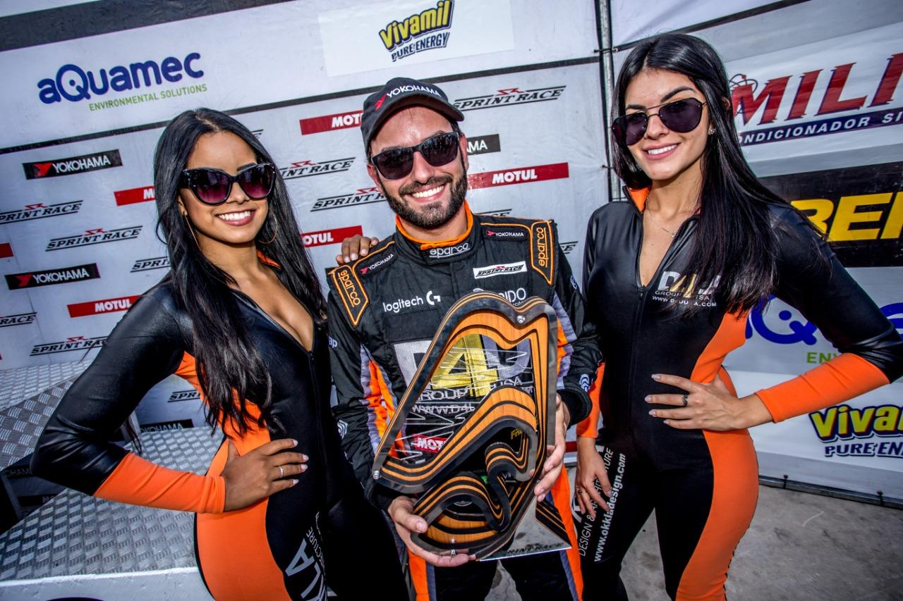 Photo of Sprint Race – Após Interlagos, Vinny Azevedo assegura terceira posição na GP