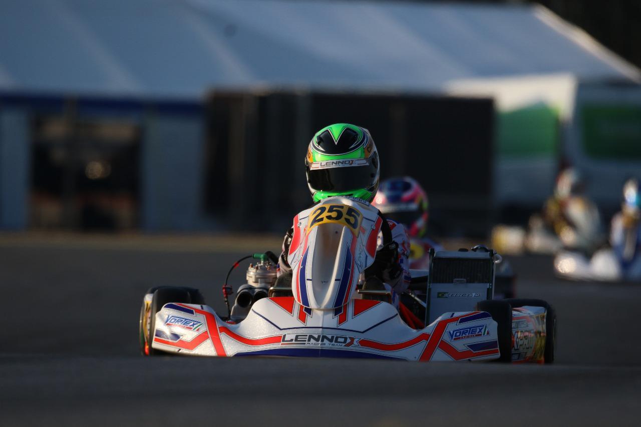 Photo of Kart – Matheus Ferreira estreia no Europeu de Kart sendo destaque com três top-5 nas corridas