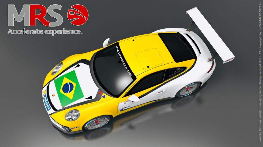 Photo of Porsche Cup – Fernando Croce será o único brasileiro a disputar o Porsche Mobil SuperCup