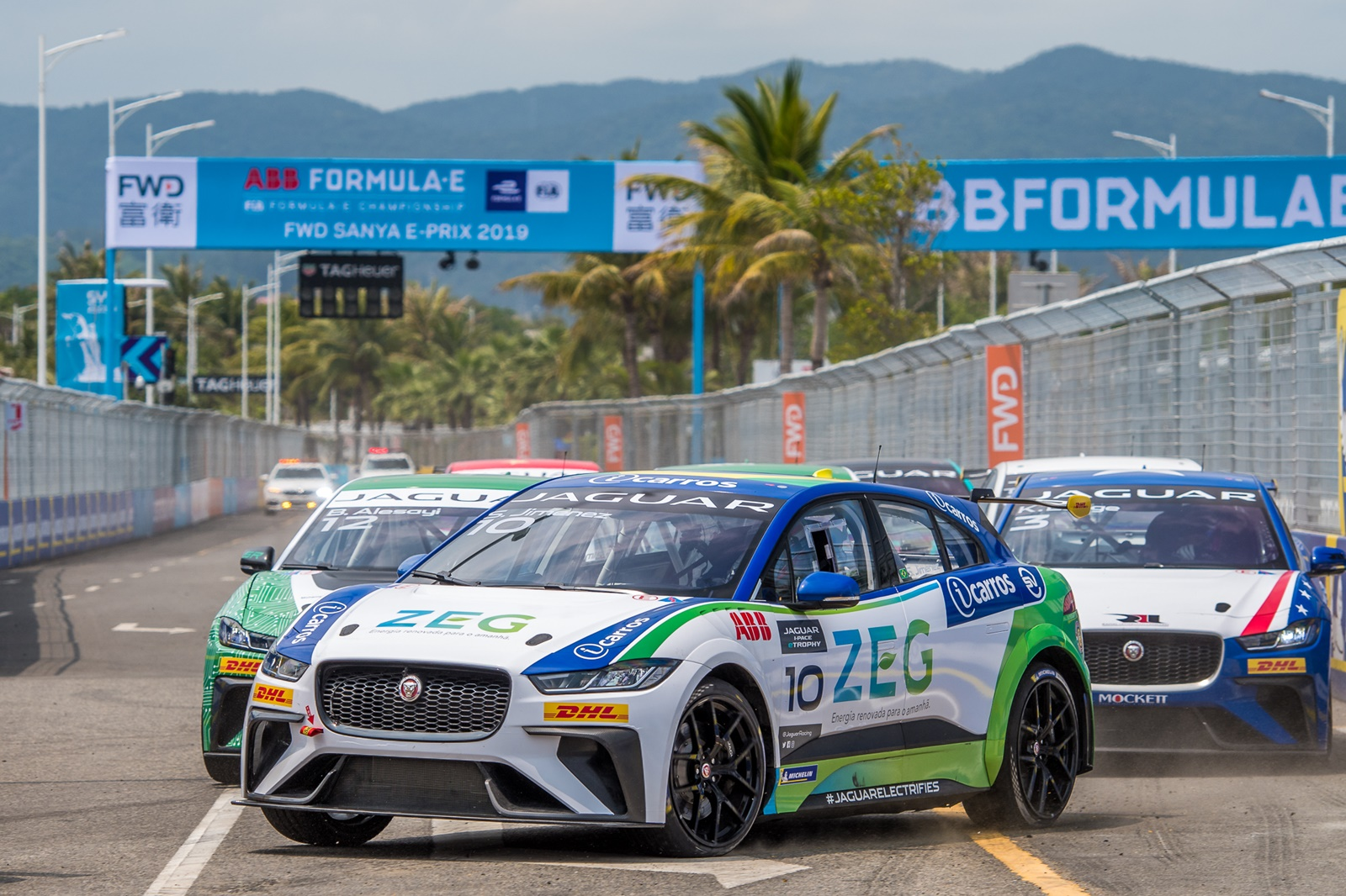 Photo of eTrophy – Jaguar Brazil Racing busca 3ª vitória consecutiva com Cacá e Jimenez no Jaguar I-Pace eTROPHY