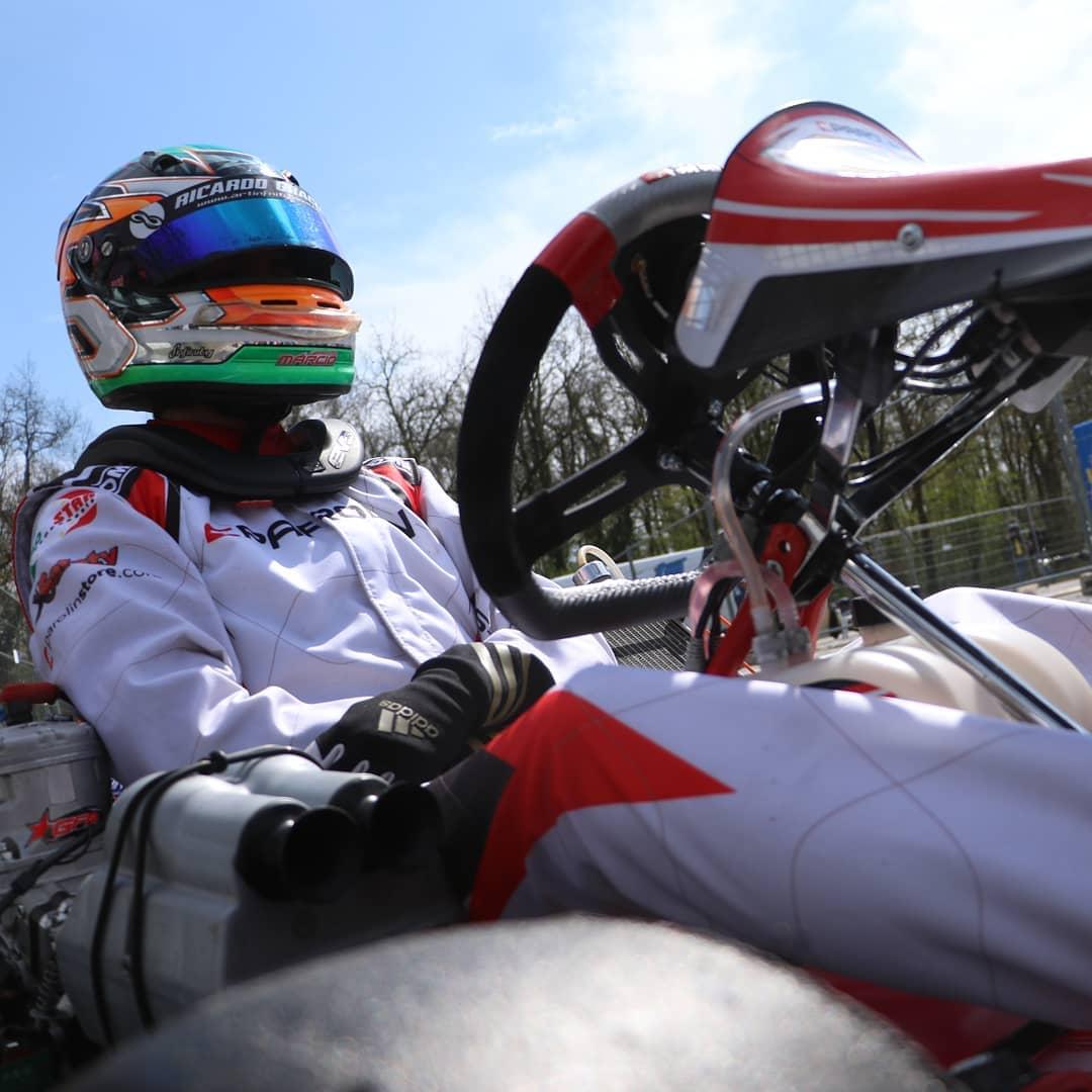 Photo of Kart – Ricardo Gracia destaca aprendizado após estreia no Campeonato Europeu de Kart em Angerville