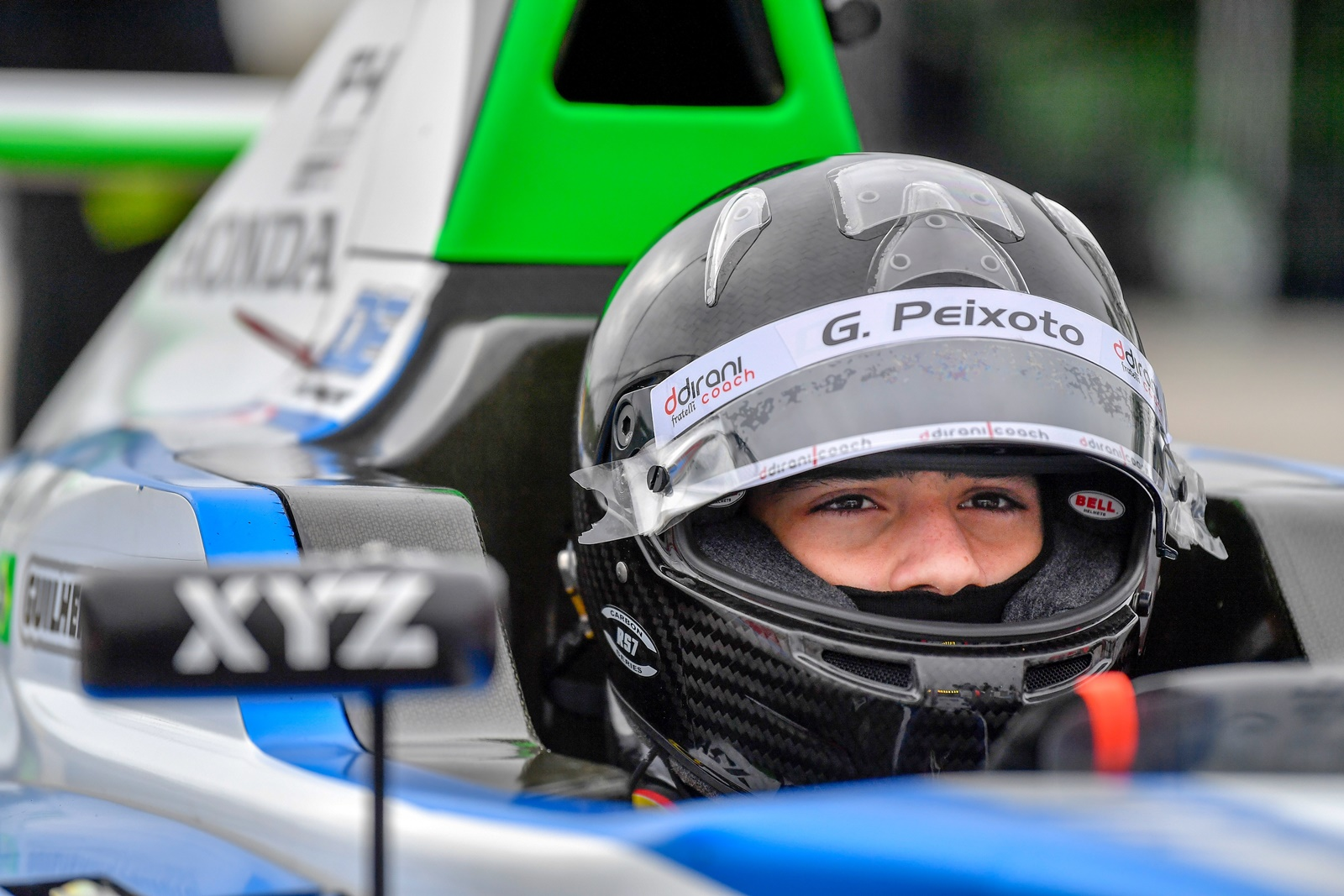 Photo of F4 – Guilherme Peixoto estreia nos monopostos na Fórmula 4 Norte-americana