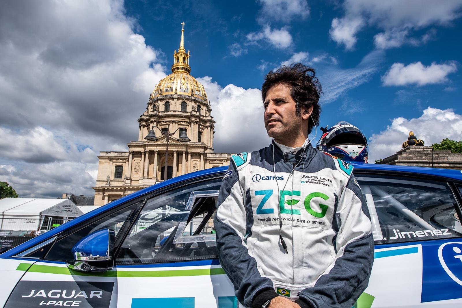 Photo of eTrophy – Brasil pode fazer história em Mônaco com Jimenez e Cacá no Jaguar I-PACE eTROPHY