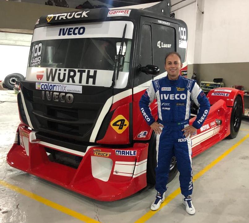 Photo of Truck – Iveco é a nova casa de Fábio Carvalho para o restante da temporada da Copa Truck