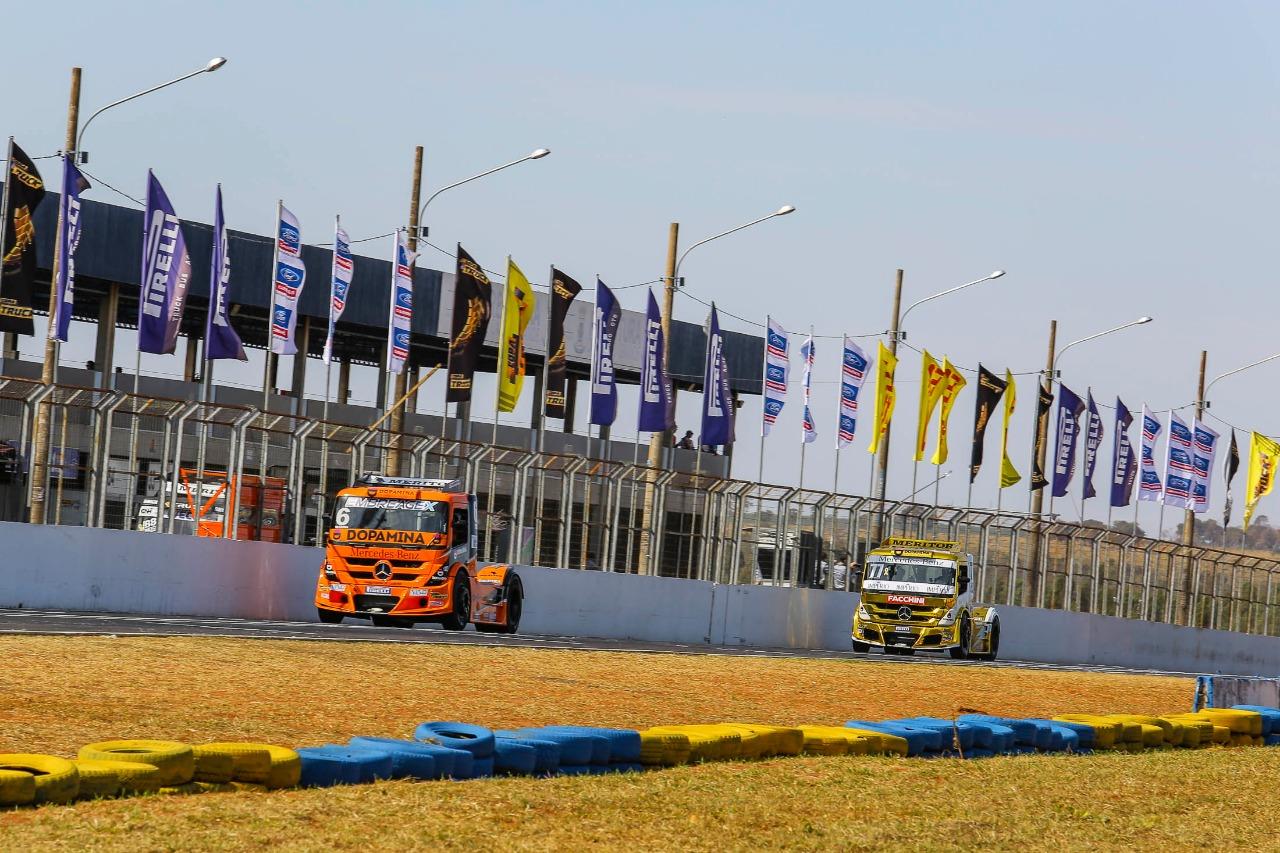 Photo of Truck – Campo Grande recebe primeira decisão da Copa Truck