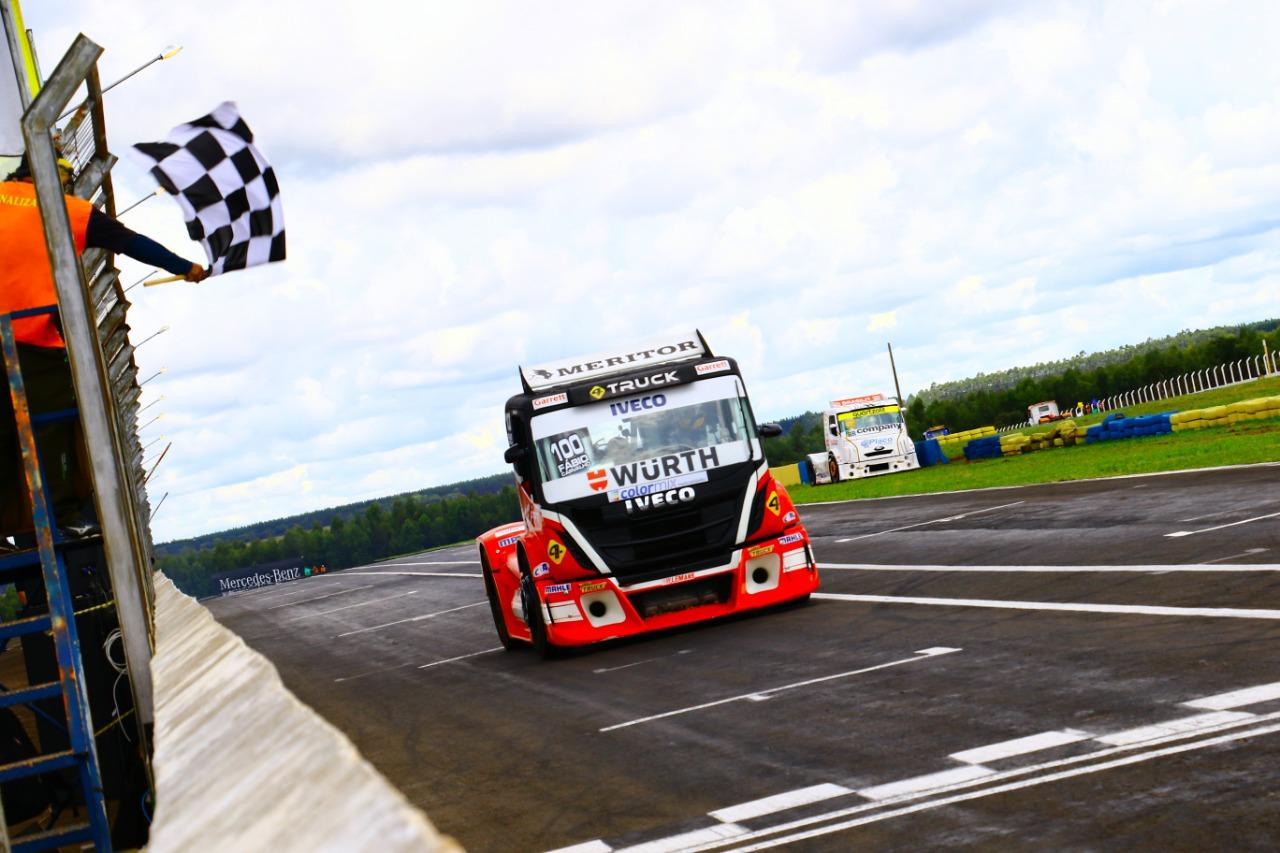 Photo of Truck – Primeiros pontos animam Fábio Carvalho para a próxima etapa da Copa Truck