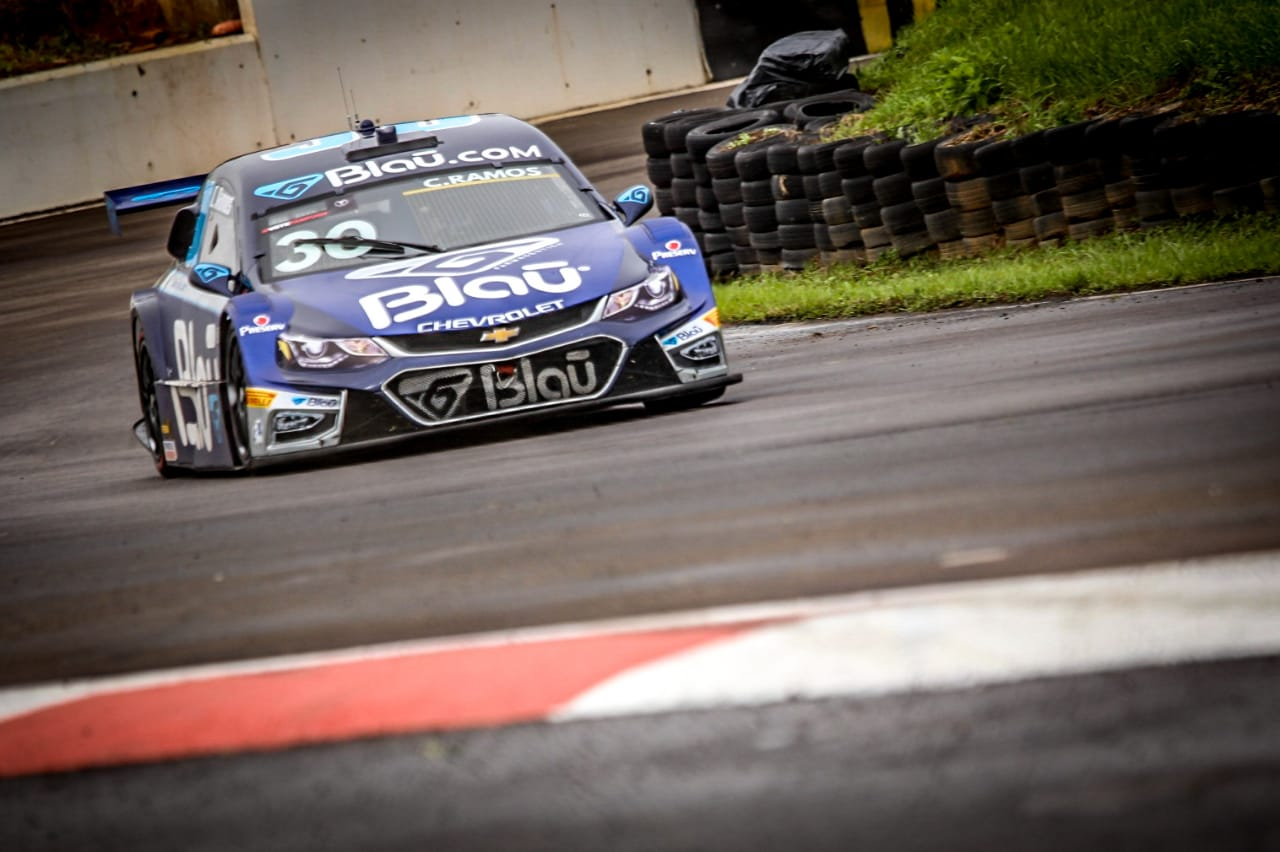 Photo of Stock Car – Chuva atrapalha classificação da Blau Motorsport no Velopark