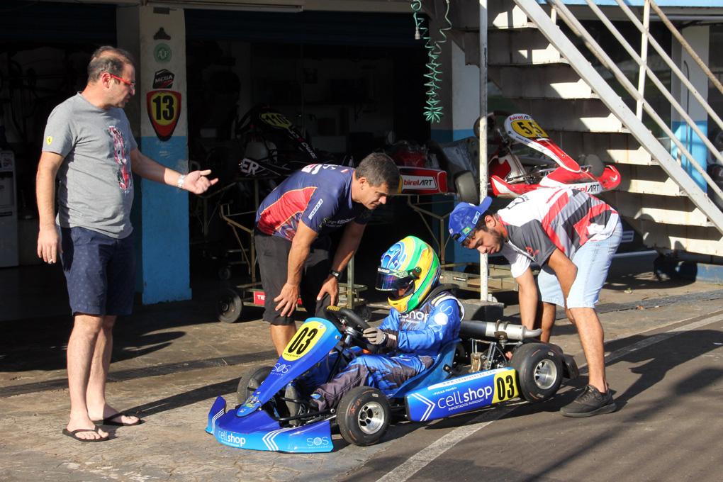 Photo of Kart – Firás Fahs vai competir em casa neste fim de semana