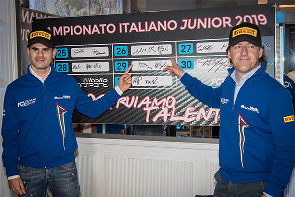 Photo of Rally – ACI-BACKED MATTIA VITA COMEÇA CIR JÚNIOR OFERTA DE TÍTULO EM SANREMO