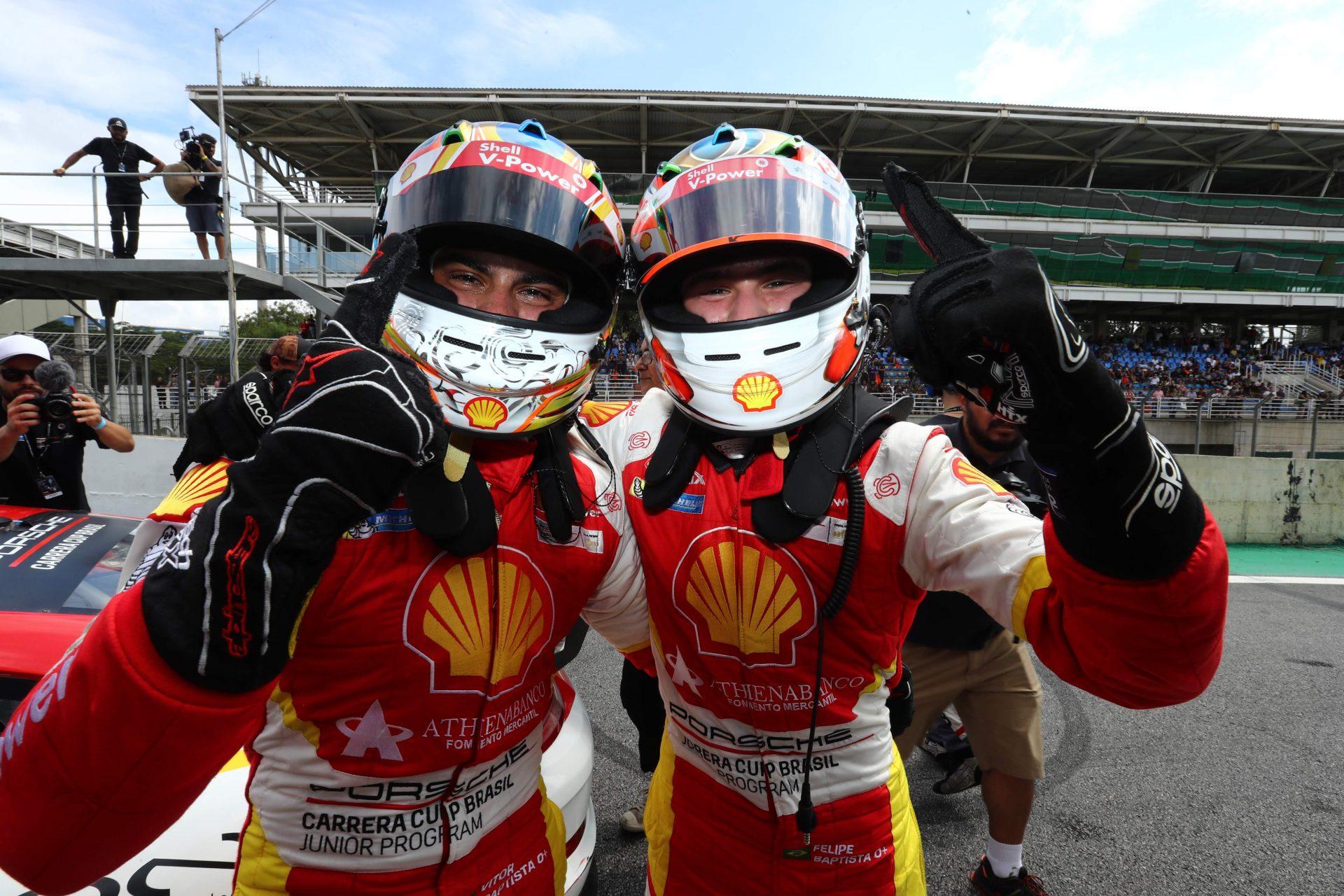 Photo of Porsche Cup – Academia Shell Racing mira a liderança na segunda etapa da Porsche Cup em Curitiba
