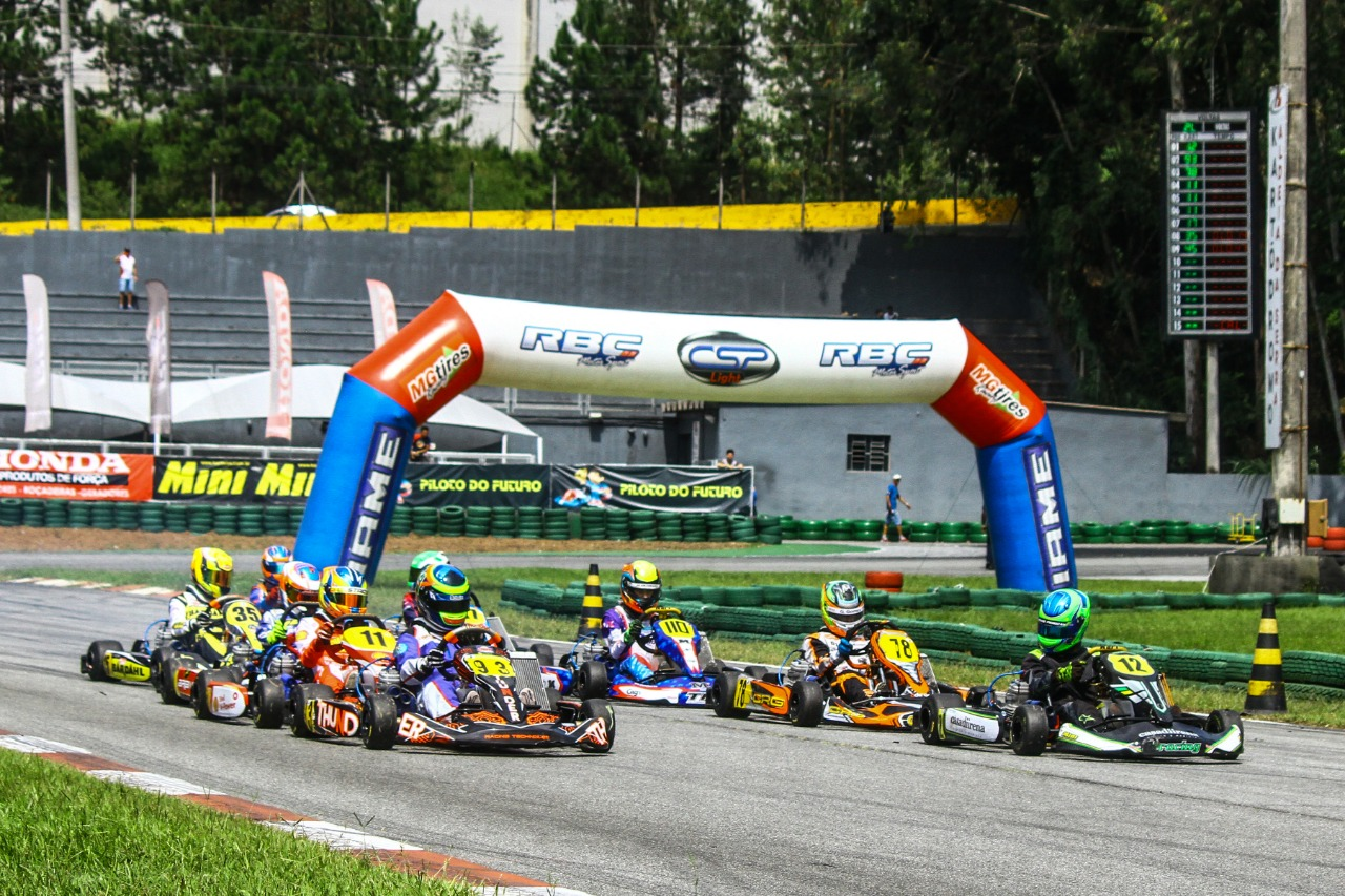 Photo of Kart – Interlagos recebe o Light em semana especial