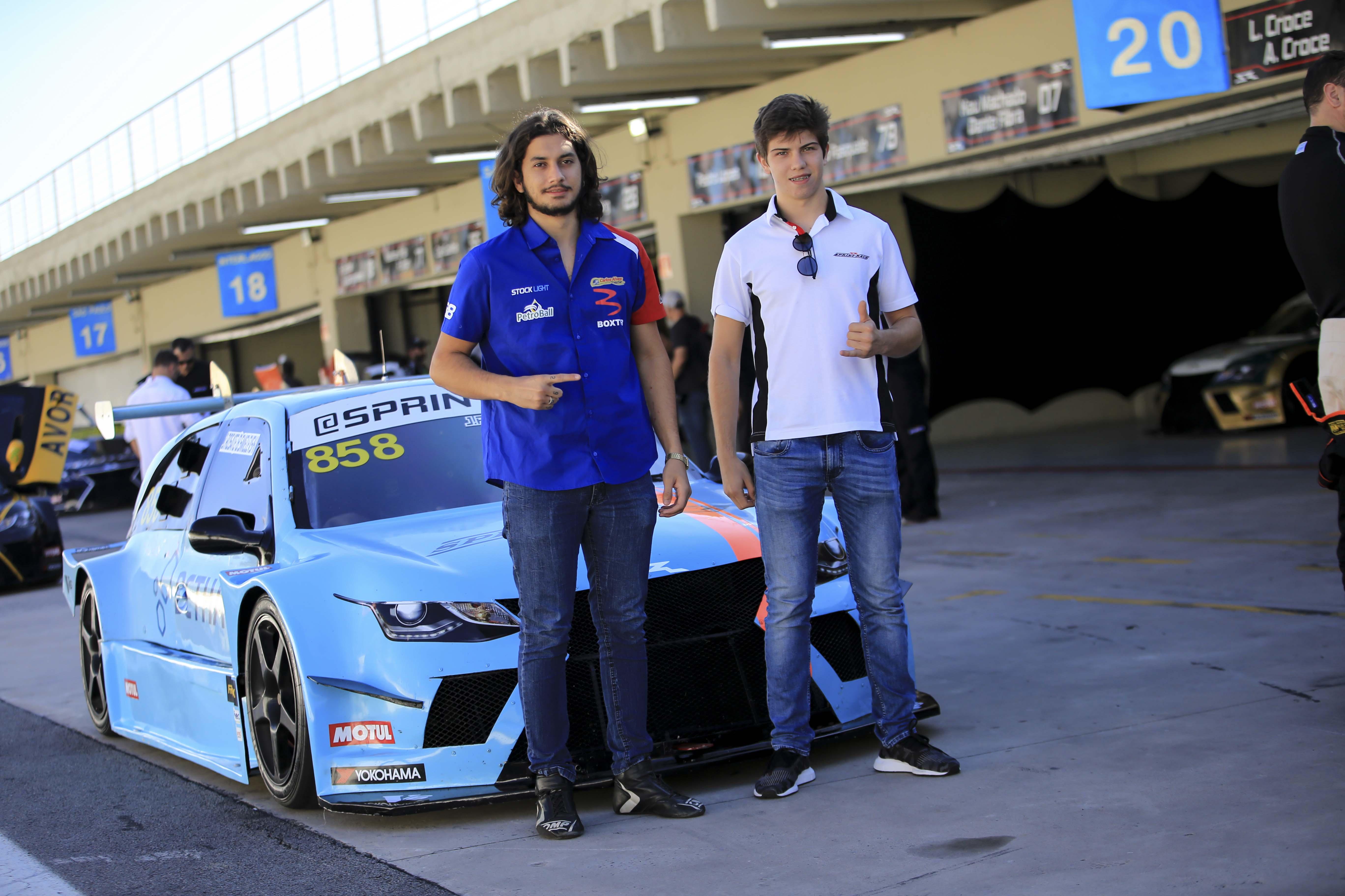 Photo of Sprint Race – Bruno Smielevski e João Rosate fecham temporada com títulos e domínio completo na Sprint Race