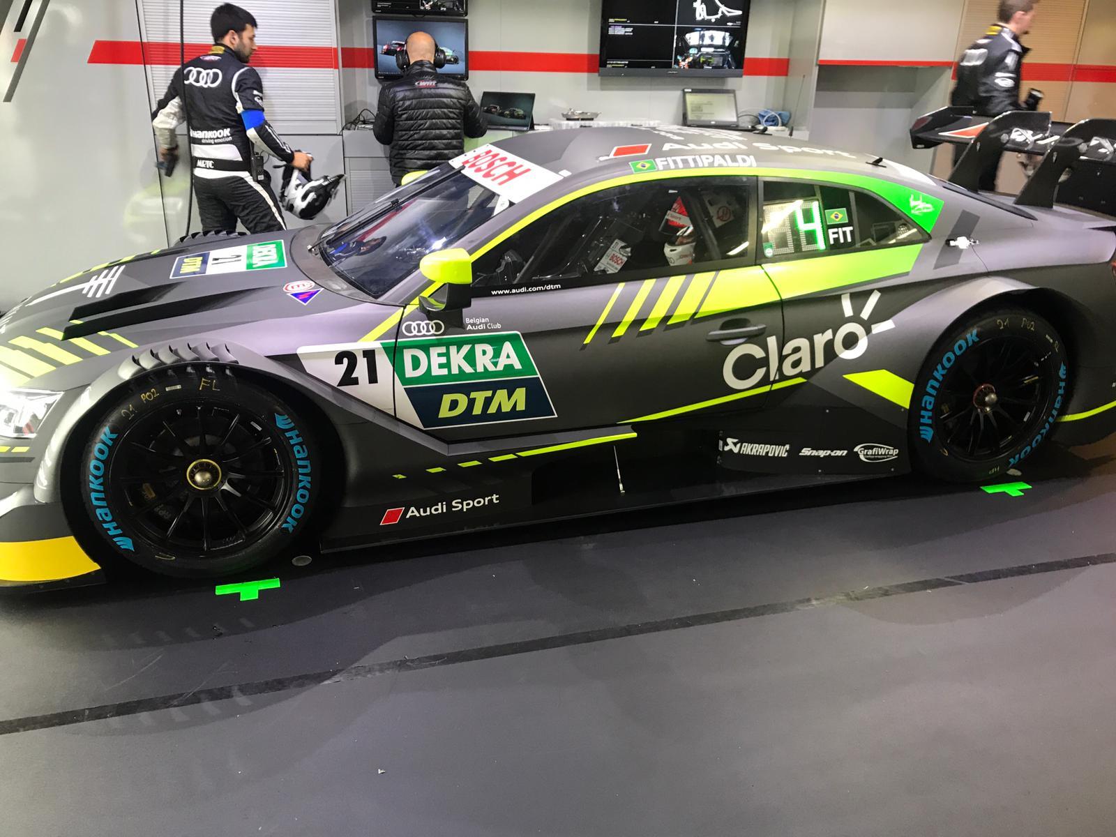 Photo of DTM –  Pietro Fittipaldi vive expectativa da estreia após primeiros treinos no DTM em Hockenheim