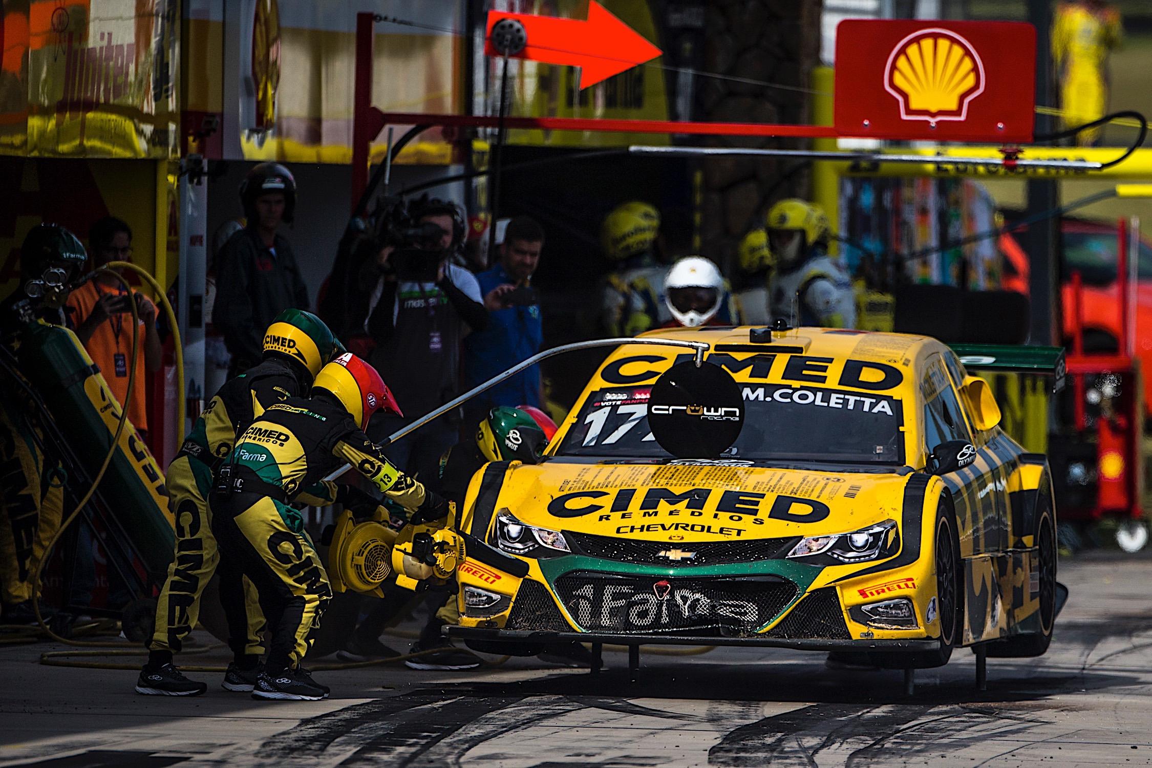 Photo of Stock Car – Marcel Coletta conquista novo recorde: mais jovem piloto a pontuar na Stock Car