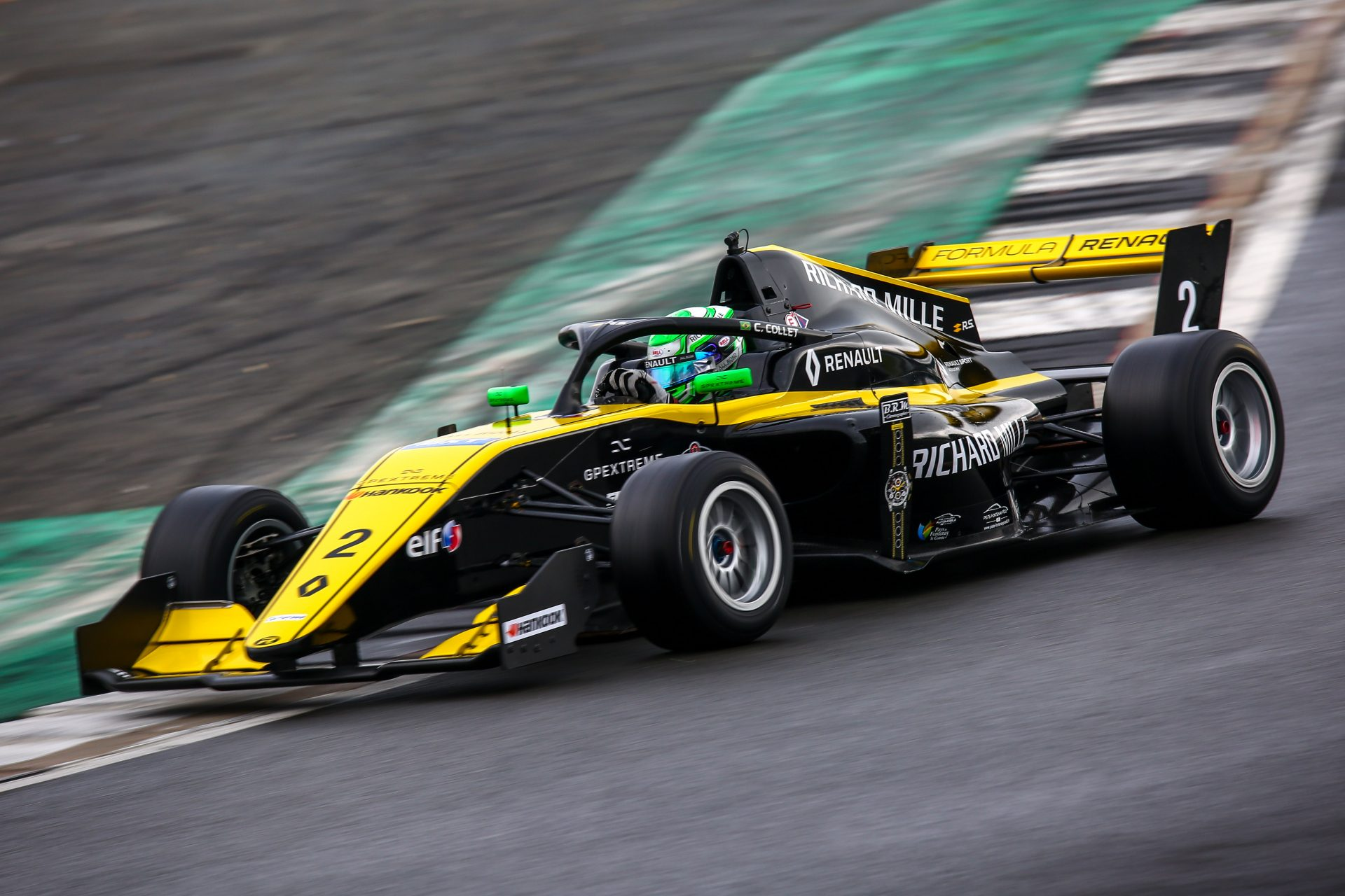 Photo of F-Renault Eurocup – Collet vence entre os estreantes no domingo e pontua nas 2 provas em Silverstone