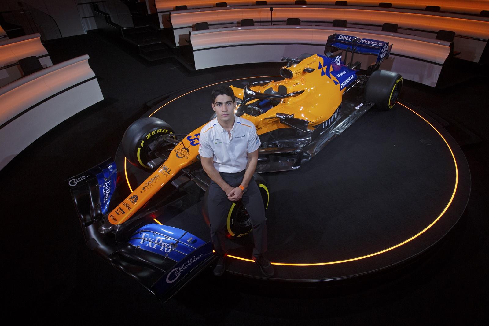 Photo of F1 – Sérgio Sette fará teste com a McLaren nesta quarta-feira