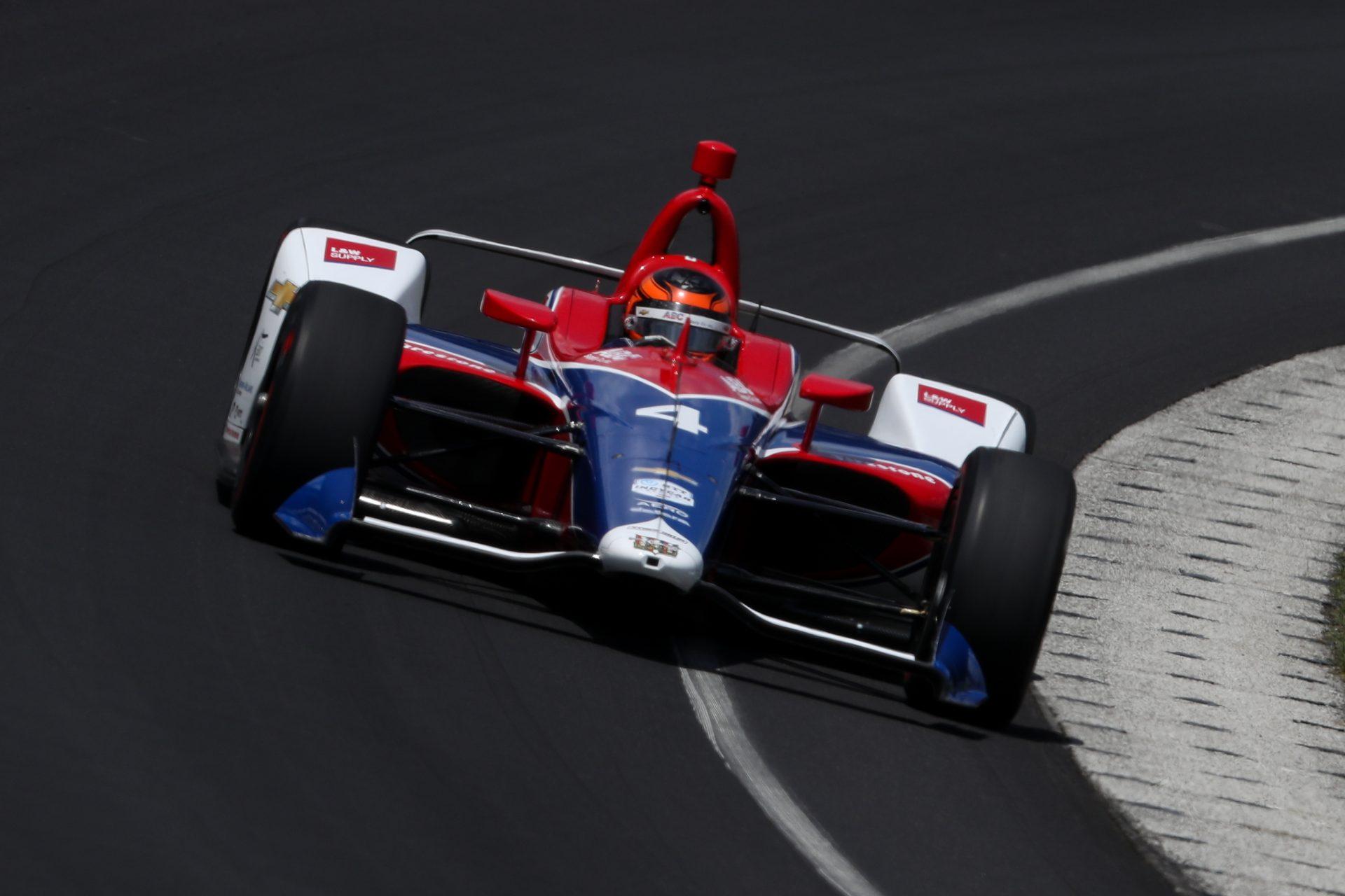 Photo of Indy Car – Em ótima fase na Indy, Matheus Leist é destaque em treinos livres em Indianápolis