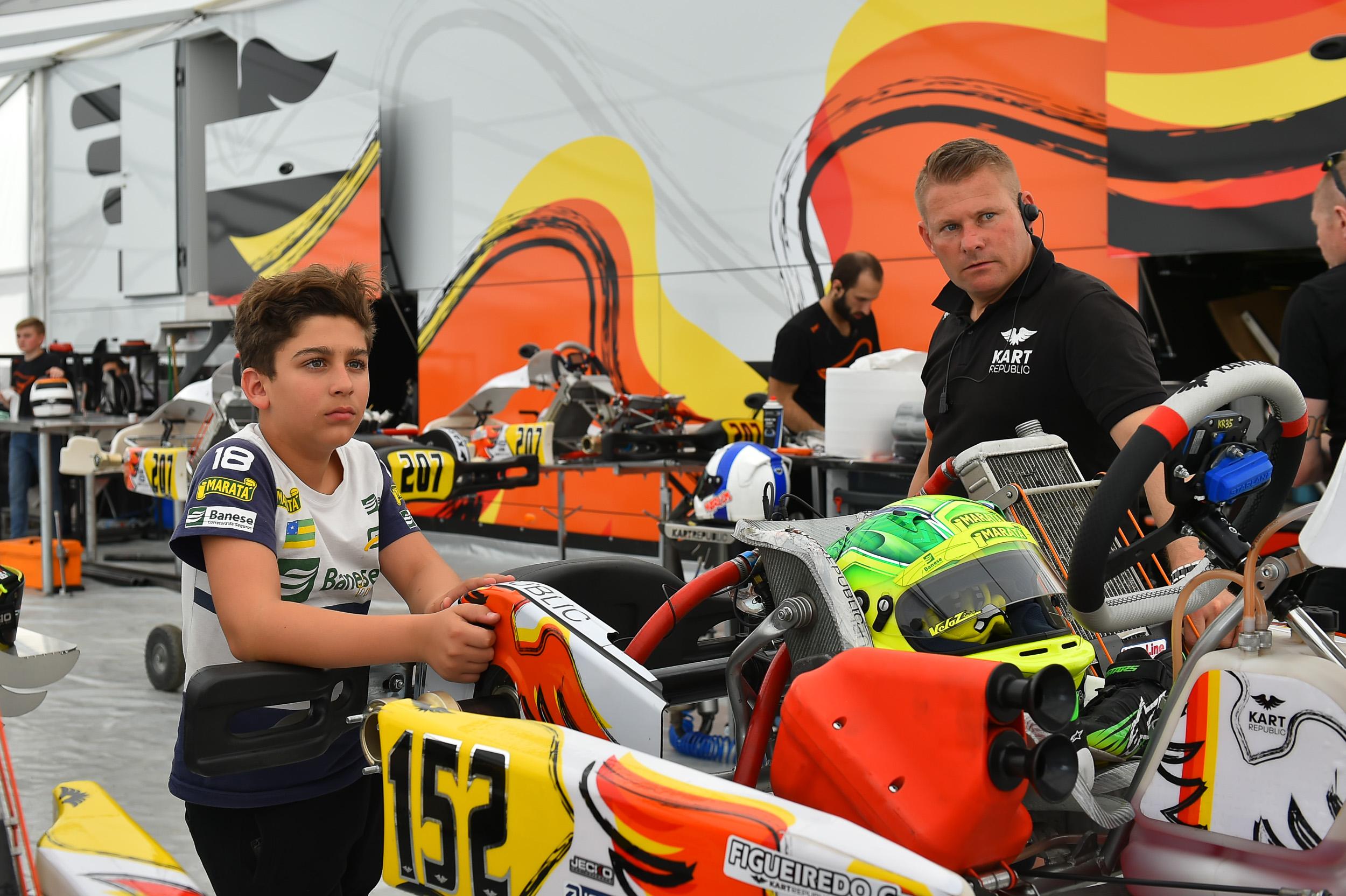 Photo of Kart – Vencedor em Genk, Gui Figueiredo volta ao circuito belga para etapa do Europeu de Kart