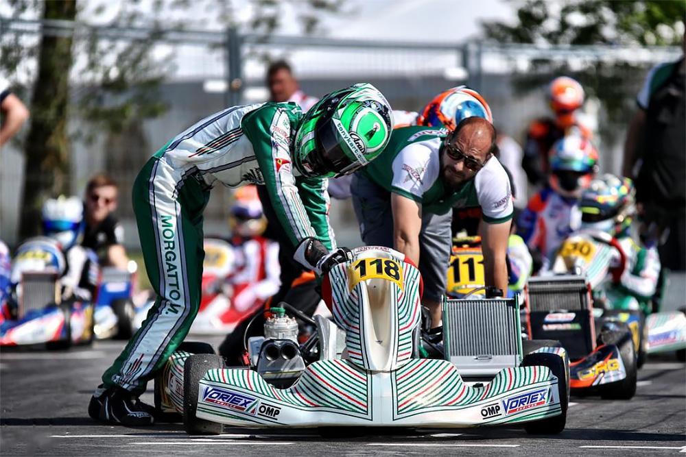 Photo of Kart – No Top10, Matheus Morgatto quer subir na classificação do Europeu de Kart