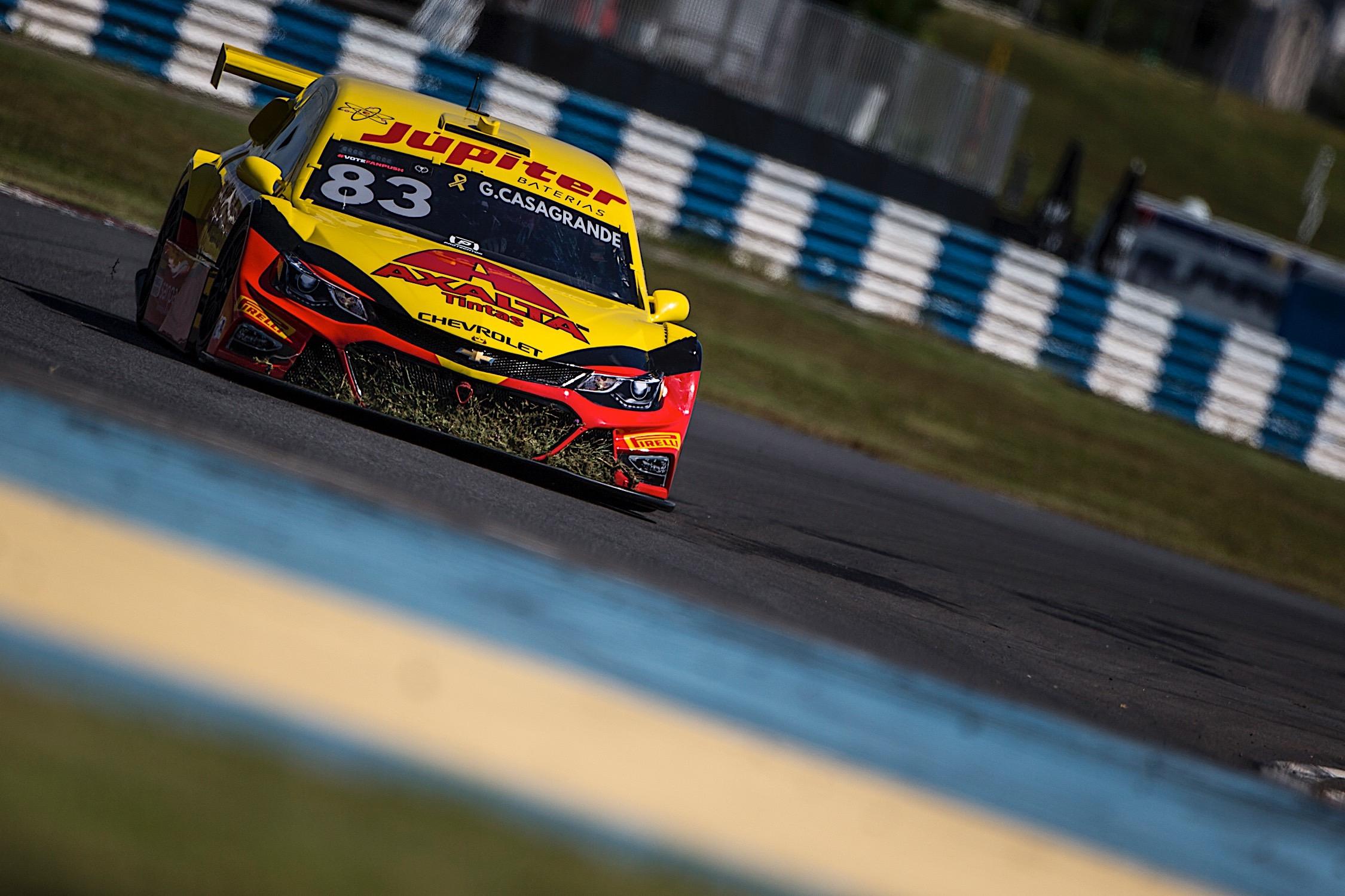 Photo of Stock Car – Após outro grande desempenho em Goiânia, Gabriel Casagrande sobe para top-5 da Stock Car