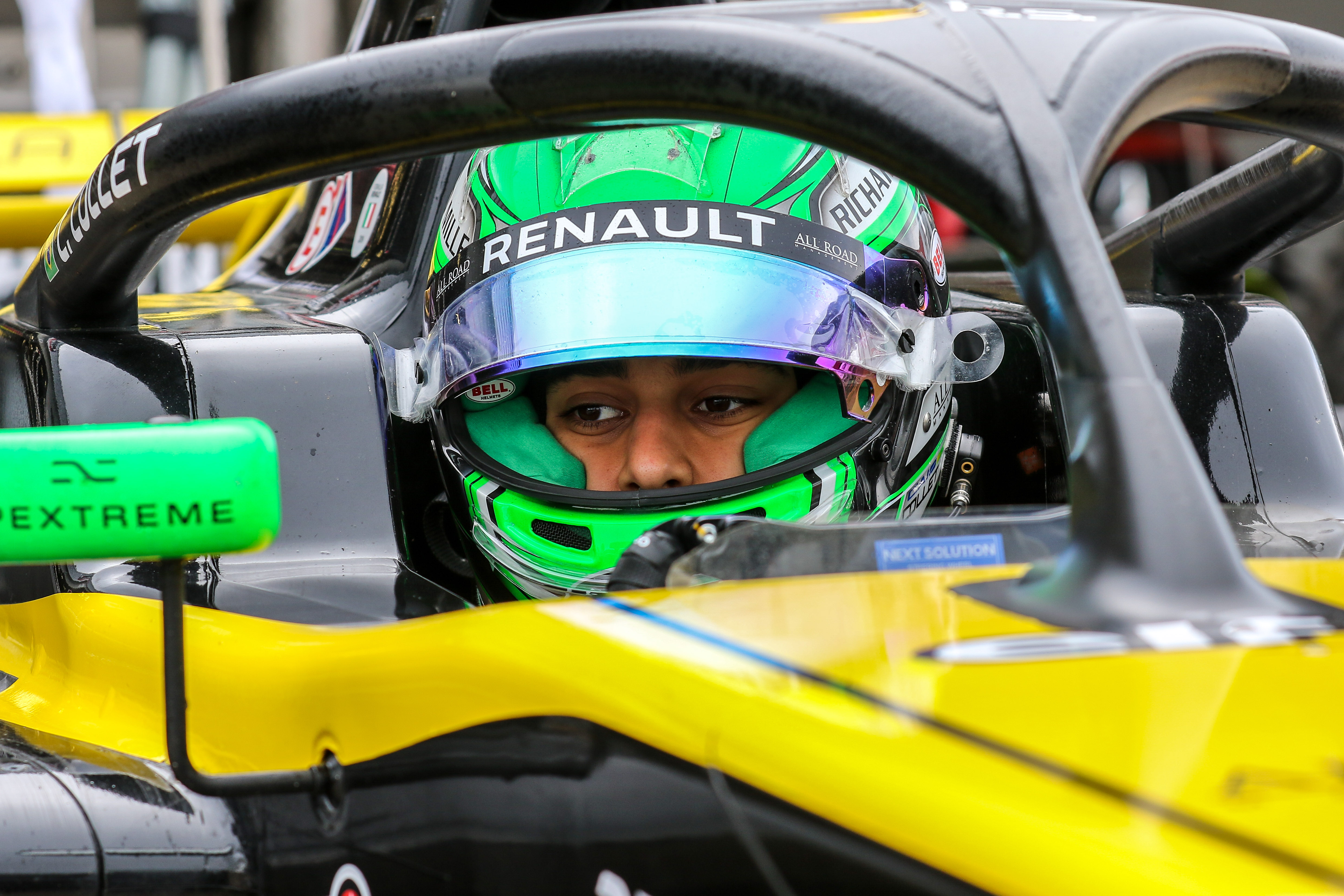 Photo of F-Renault Eurocup – Caio Collet admite motivação extra para correr junto com a F-1 em Mônaco
