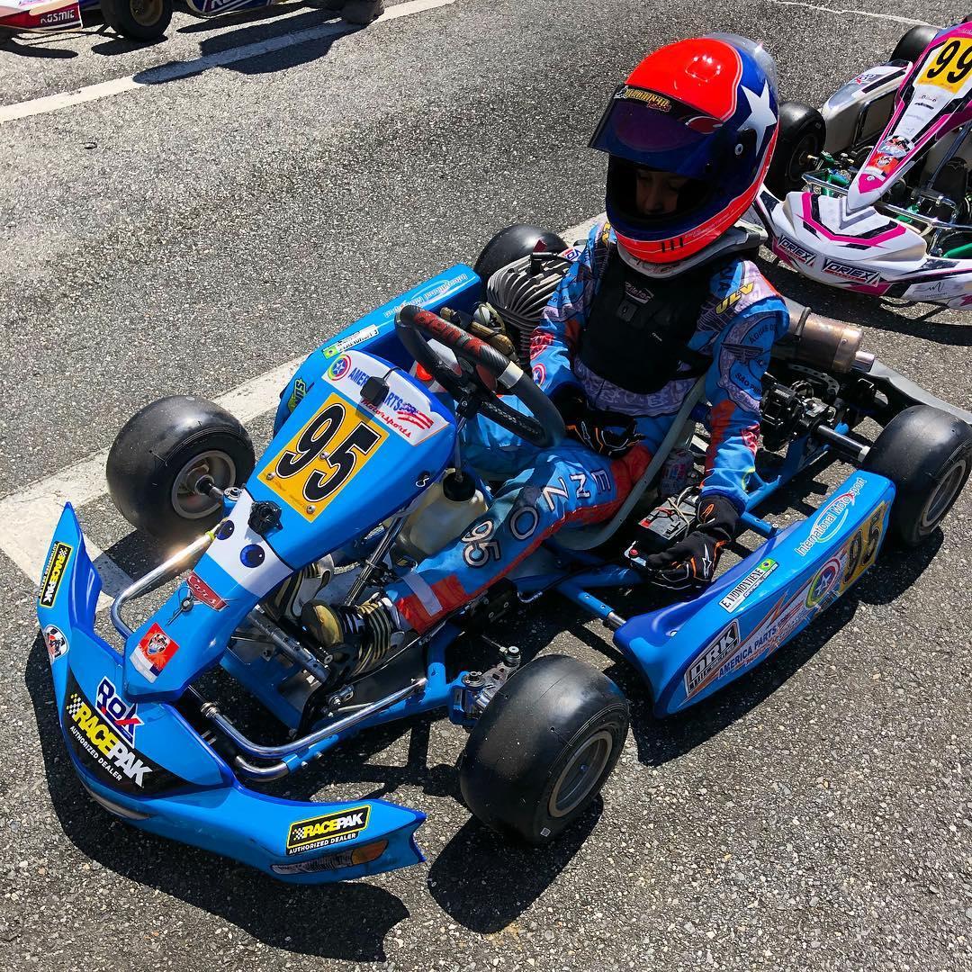 Photo of Kart – Com 100% de aproveitamento, Enzo Vidmontiene vence etapa dupla de kart nos Estados Unidos