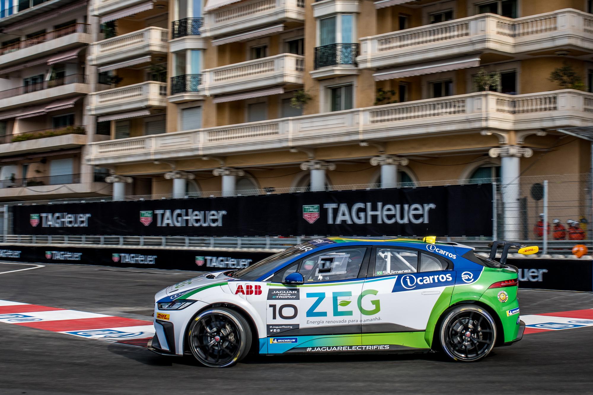Photo of eTrophy – Após dobradinha em Mônaco, Cacá e Jimenez vão a Berlim com foco no título do Jaguar I-PACE e-TROPHY